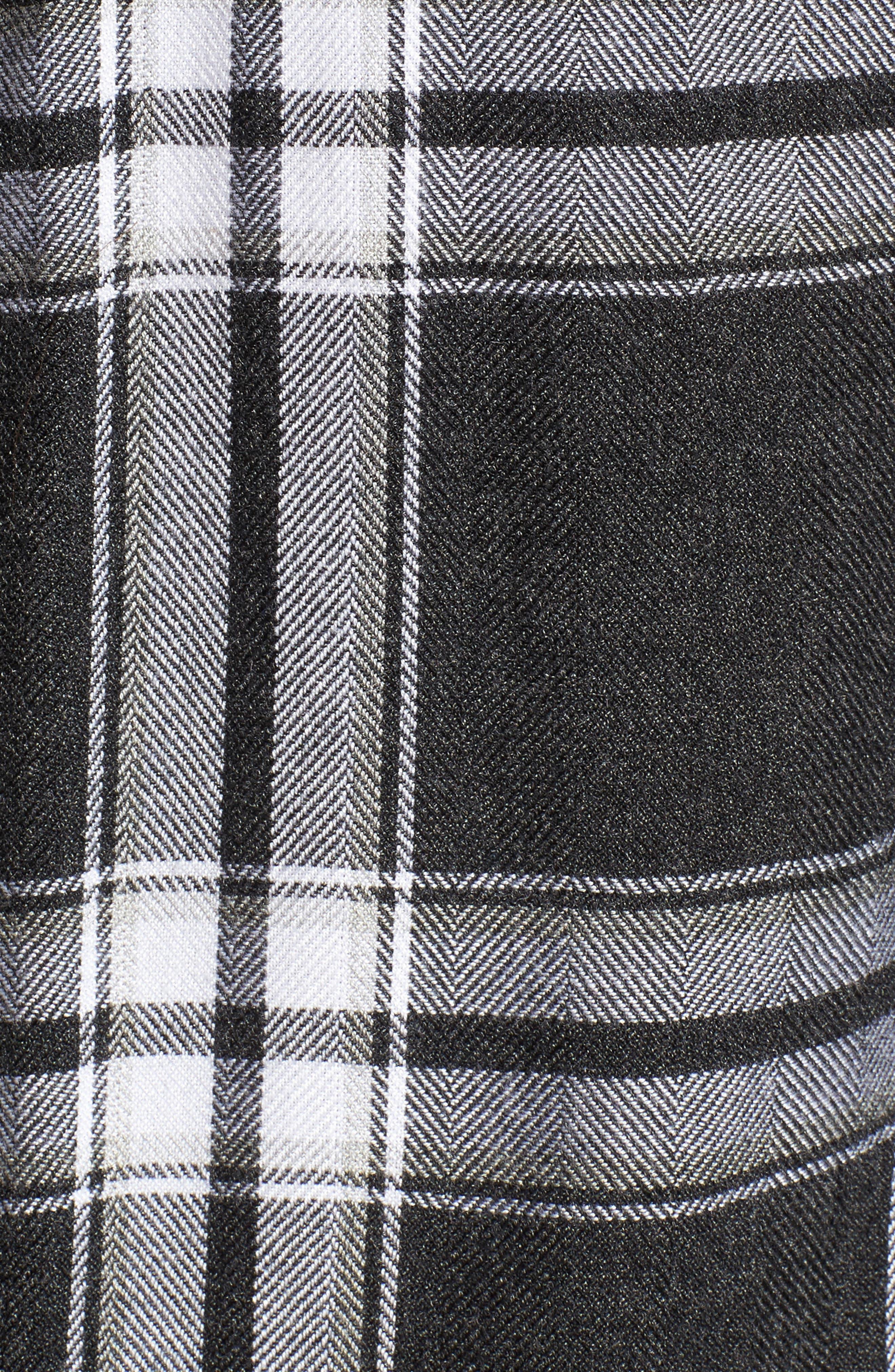 Hunter Plaid Shirt,                             Alternate thumbnail 562, color,