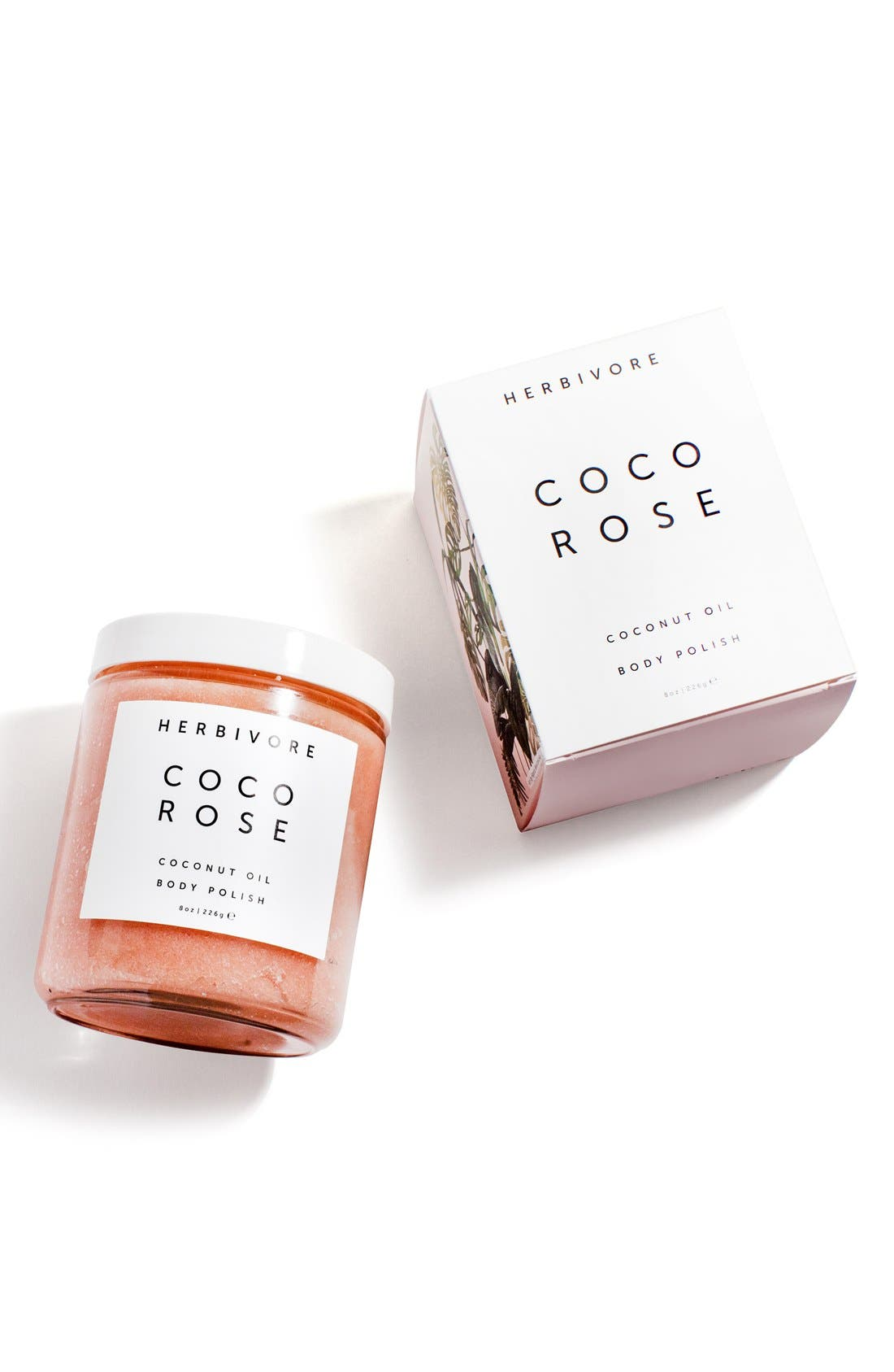 Coco Rose Coconut Oil Body Polish,                             Alternate thumbnail 4, color,                             NONE