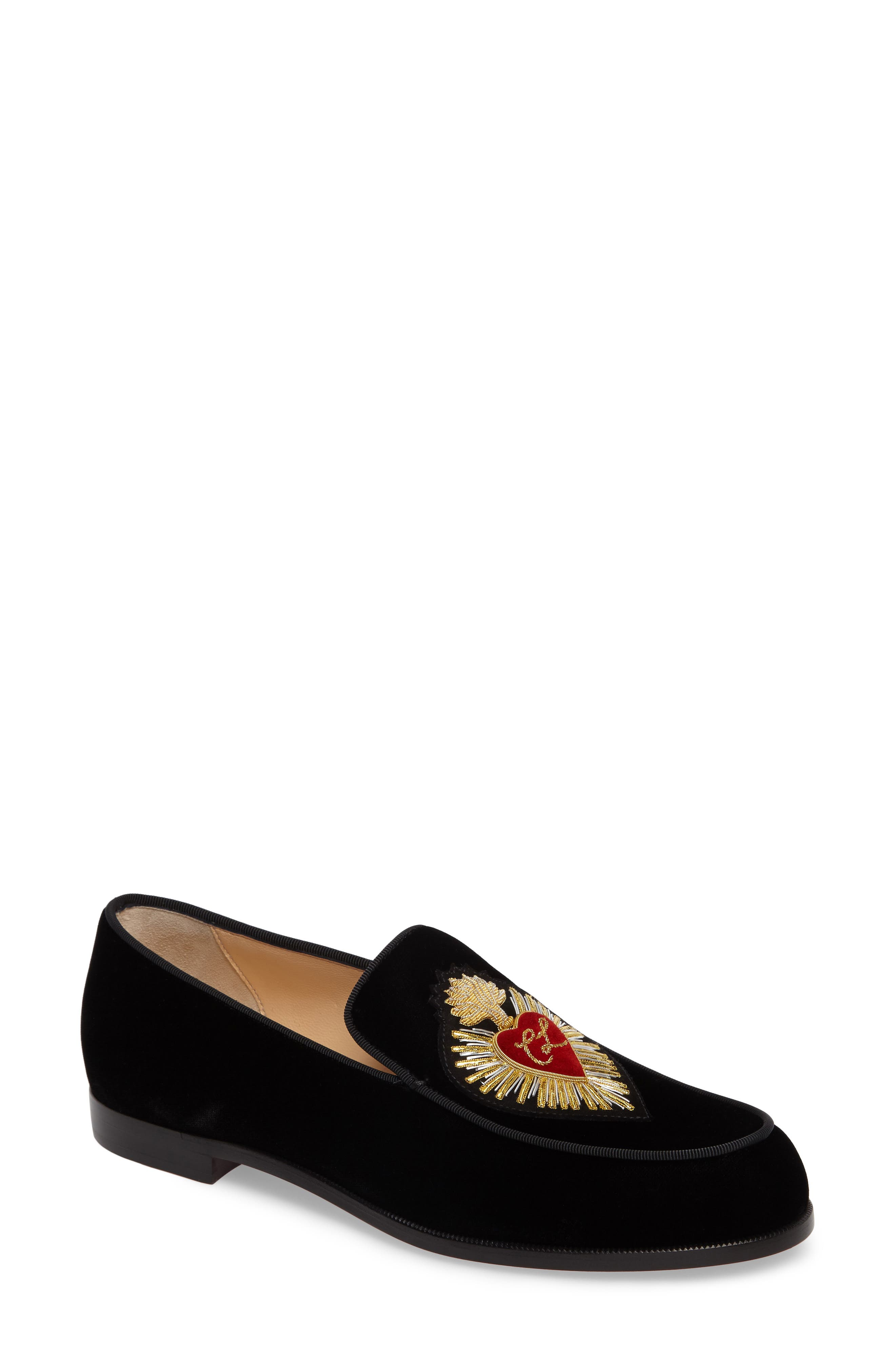 Perou Corazon Loafer,                             Alternate thumbnail 2, color,                             001