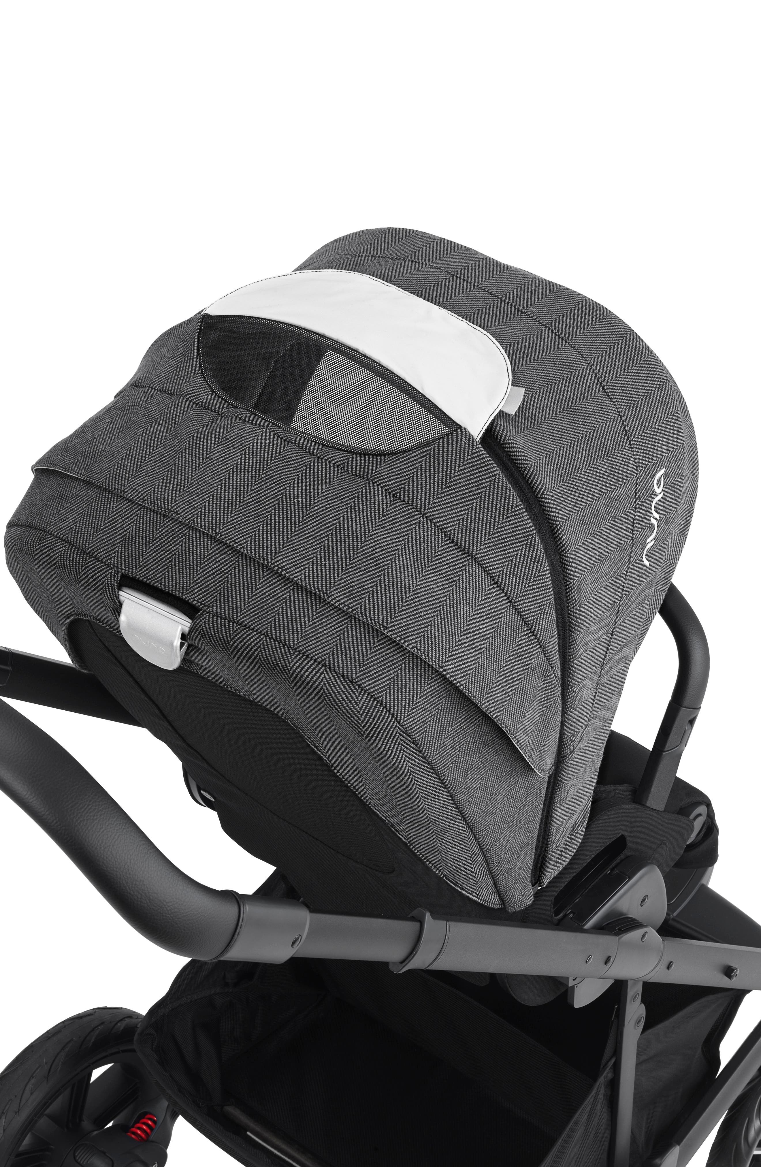 2019 MIXX<sup>™</sup> Stroller & PIPA<sup>™</sup> Lite LX Infant Car Seat Set Travel System,                             Alternate thumbnail 7, color,                             VERONA CAVIAR