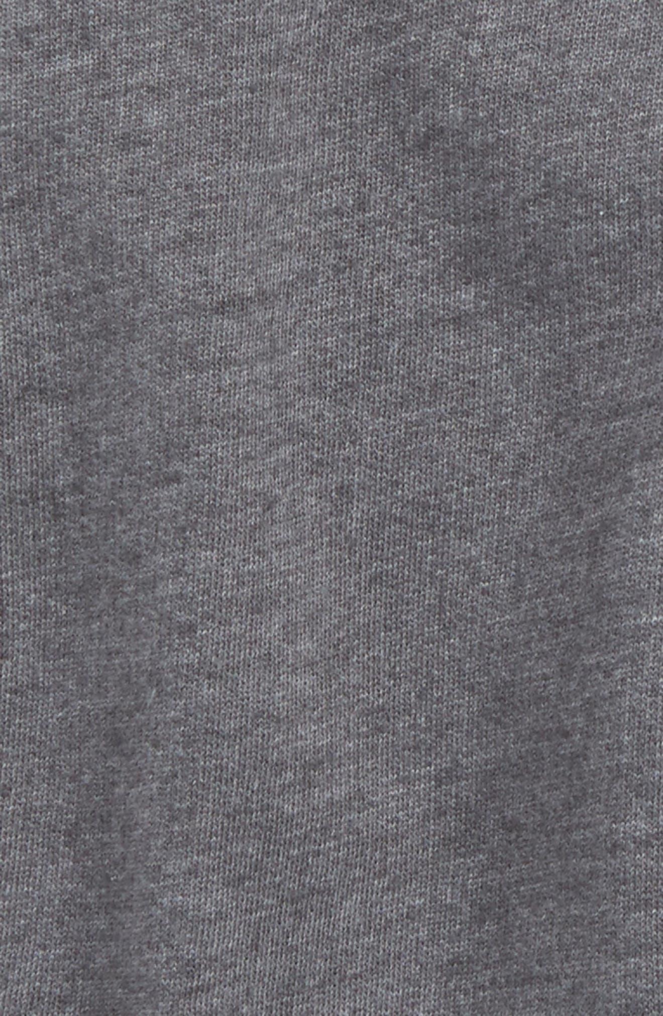 Fleece Sweatpants,                             Alternate thumbnail 2, color,                             GREY CHARCOAL HEATHER