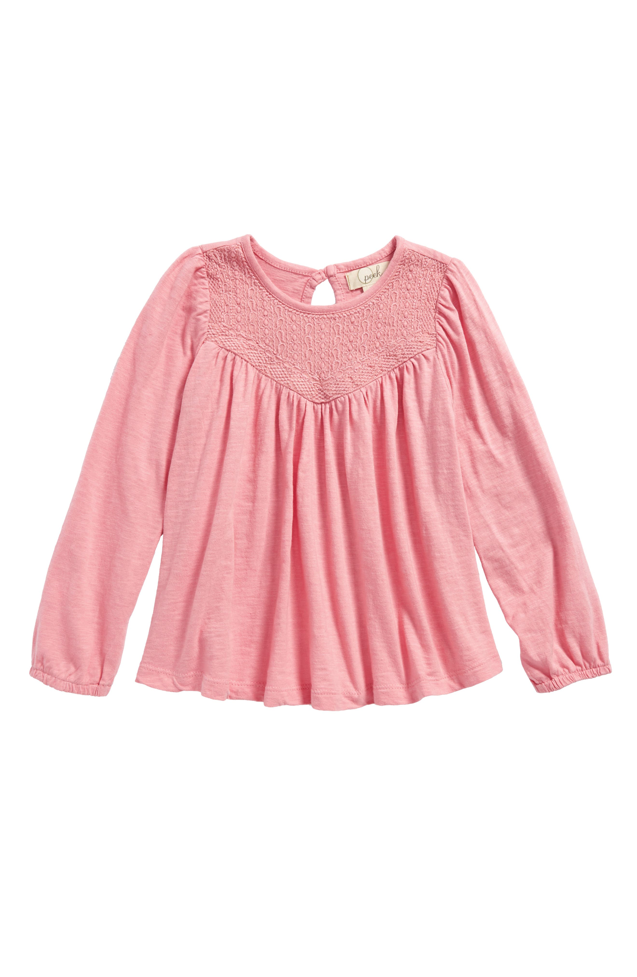 Lidia Embroidered Top,                             Main thumbnail 1, color,