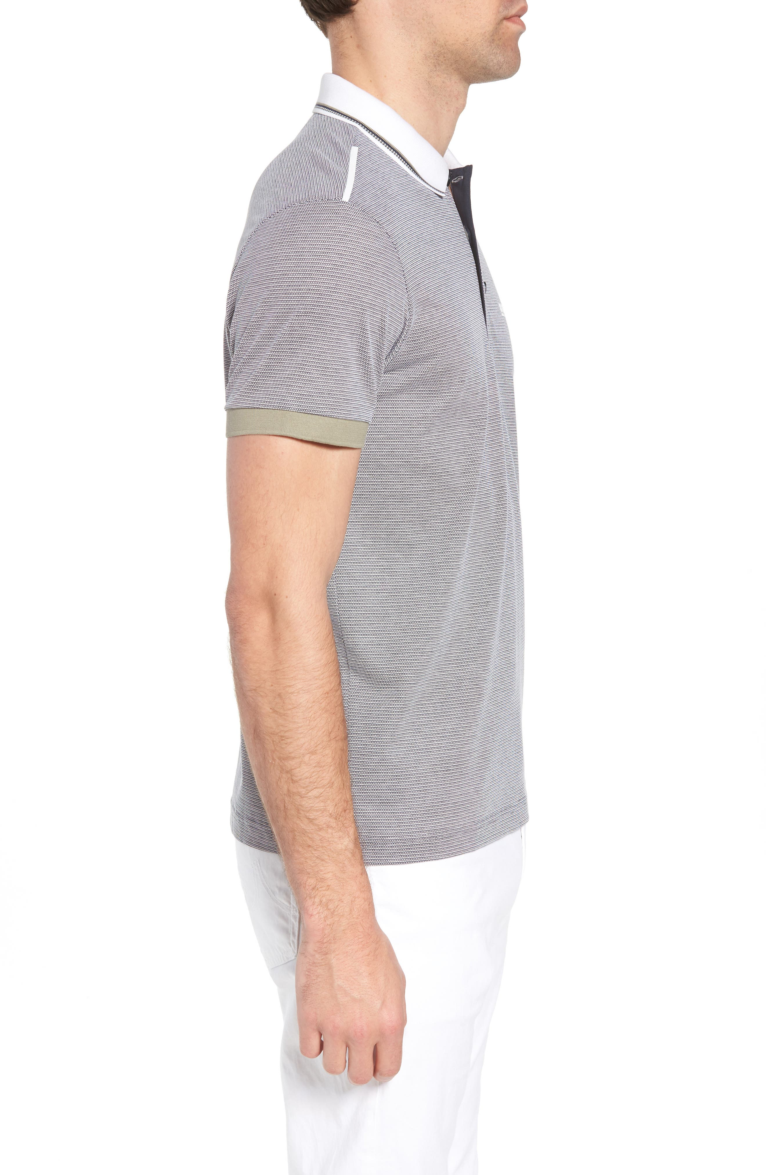 Paddy Regular Fit Polo,                             Alternate thumbnail 3, color,                             410