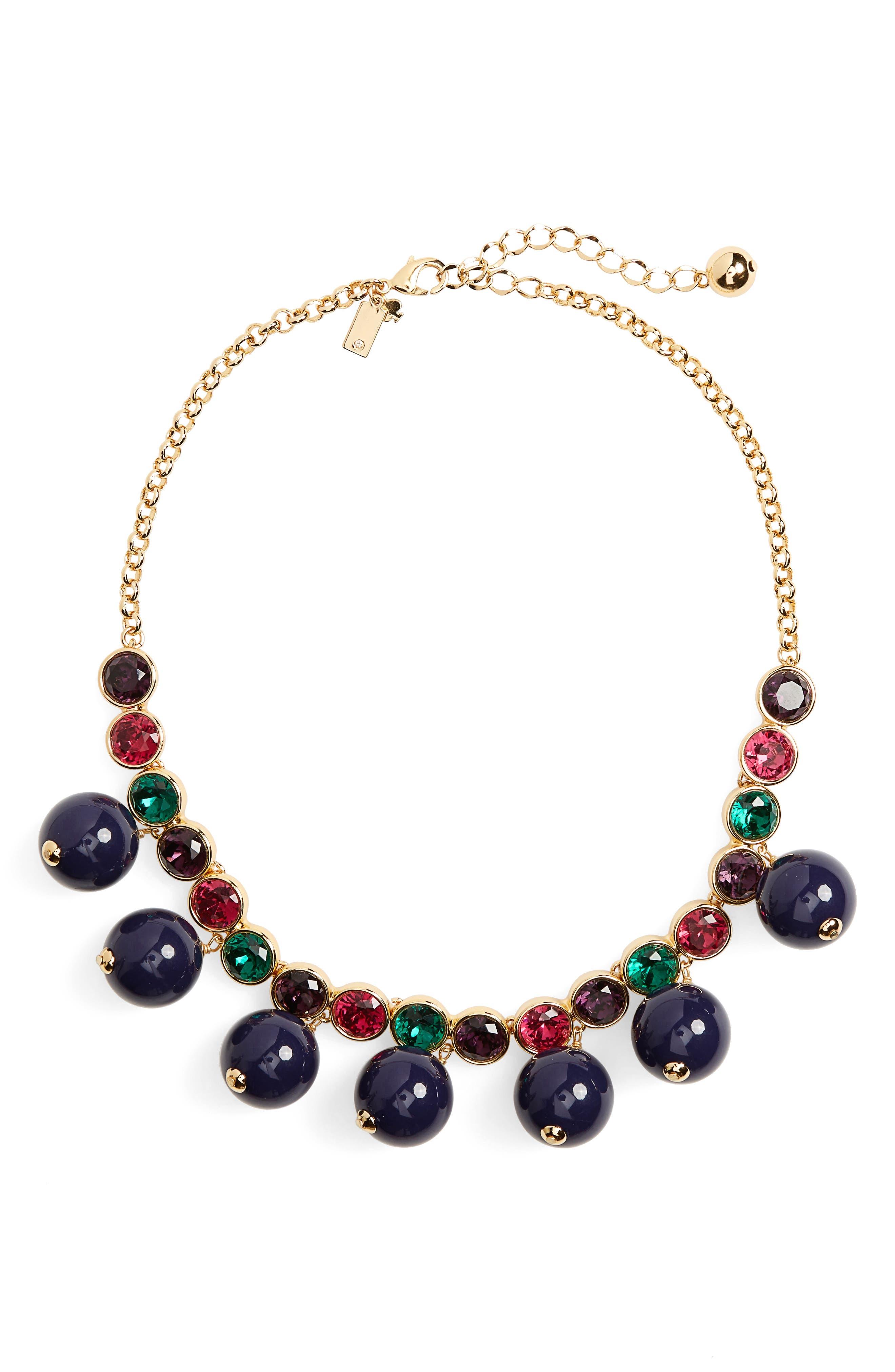 true colors bauble necklace,                             Main thumbnail 2, color,