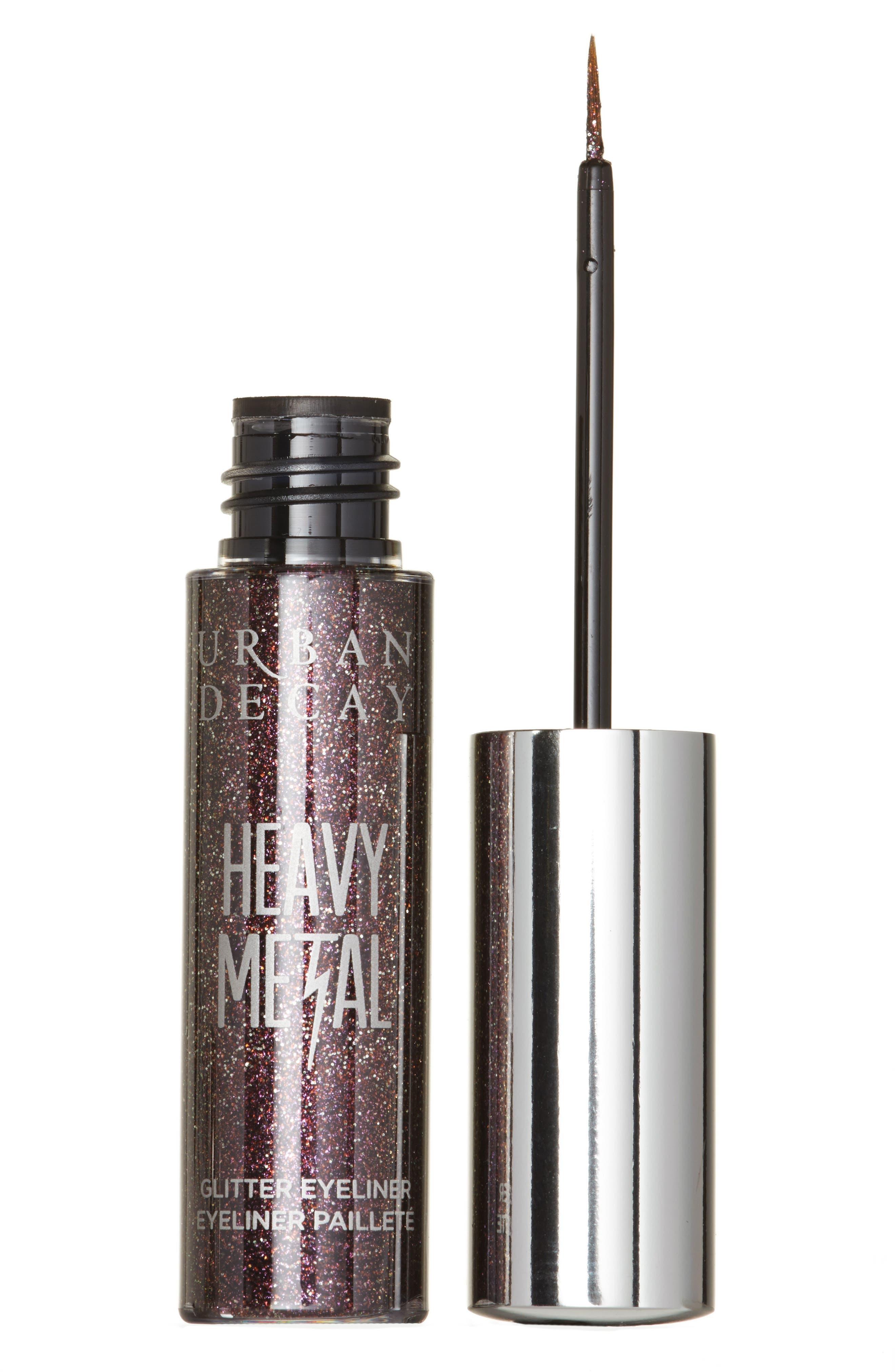 Heavy Metal Glitter Eyeliner,                             Main thumbnail 6, color,