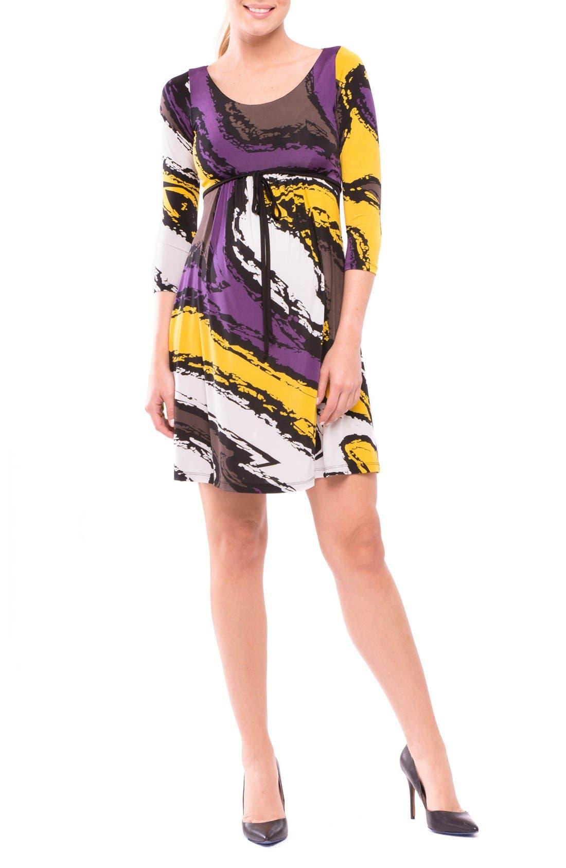 Marissa Maternity Dress,                         Main,                         color,