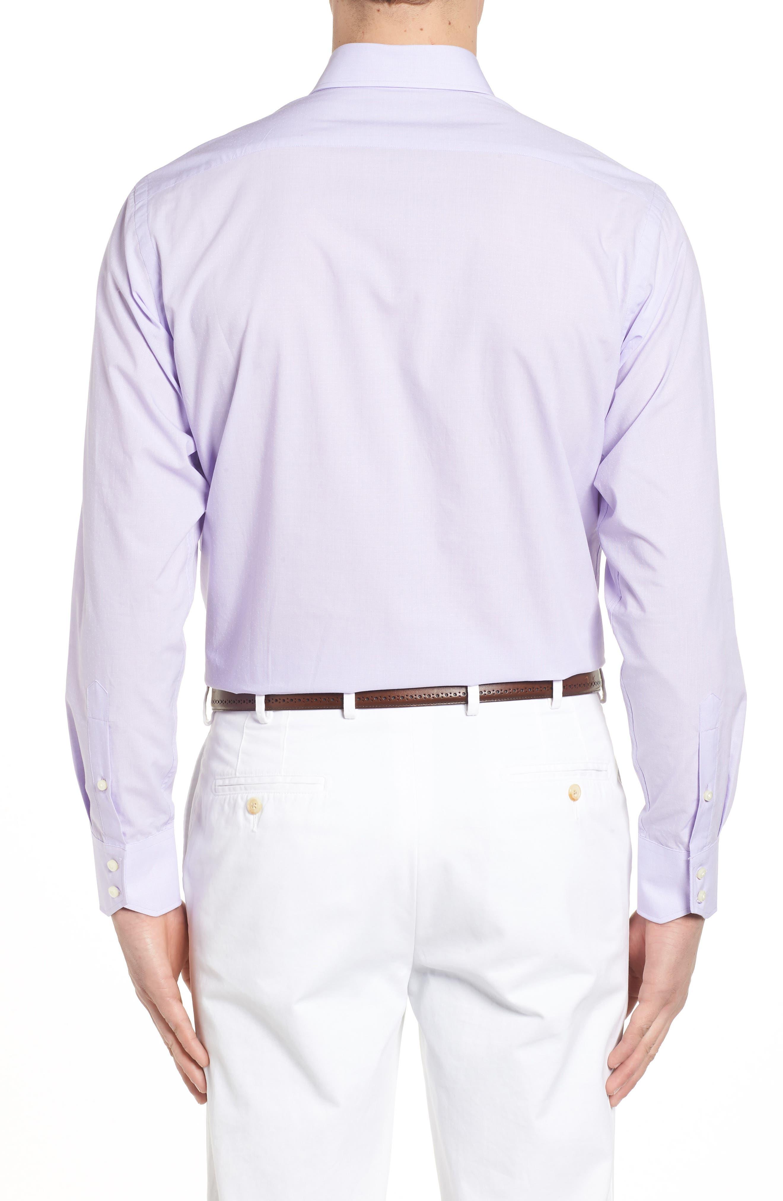 Large Check Sport Shirt,                             Alternate thumbnail 2, color,