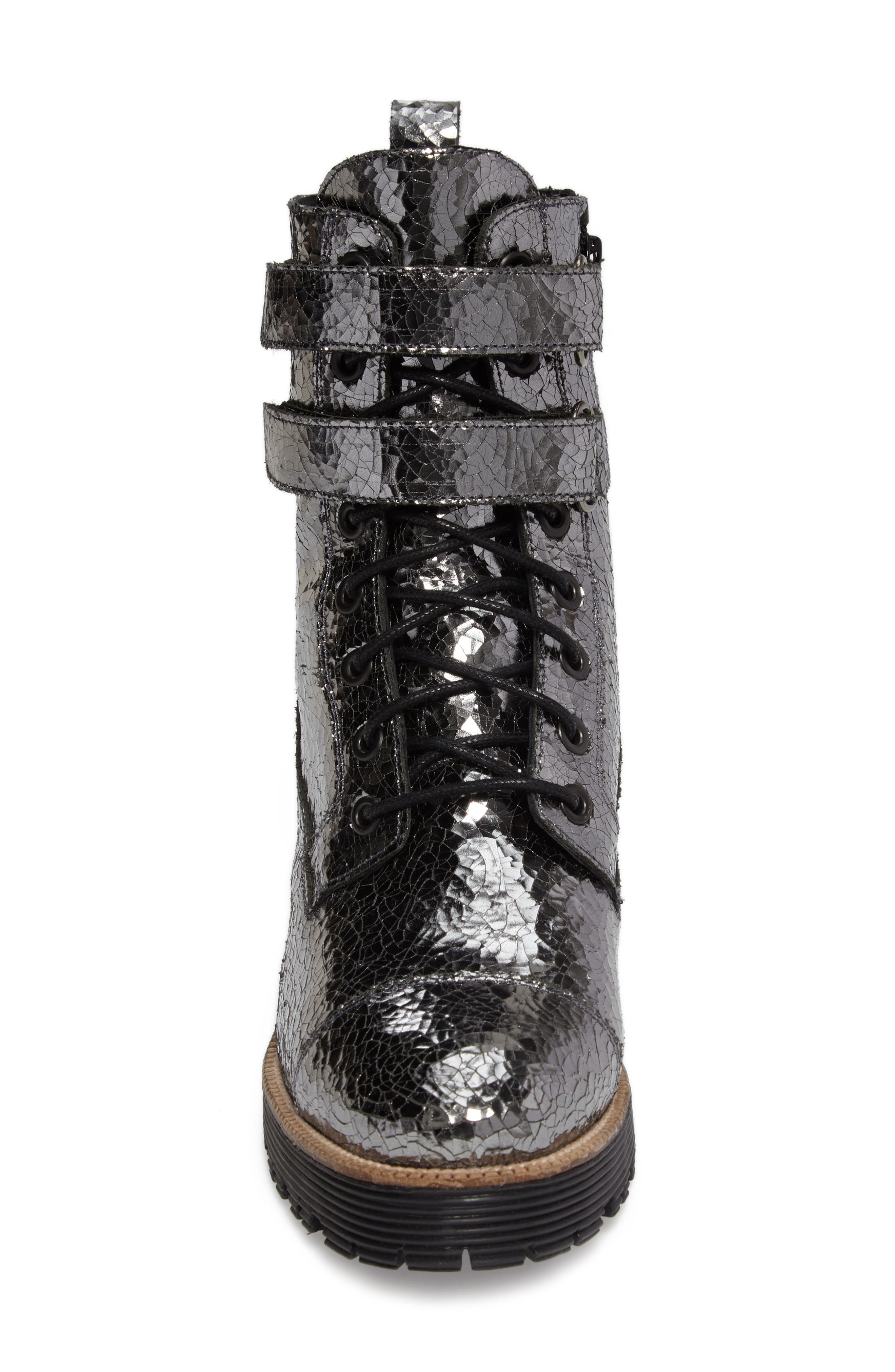 Tyra Combat Boot,                             Alternate thumbnail 8, color,