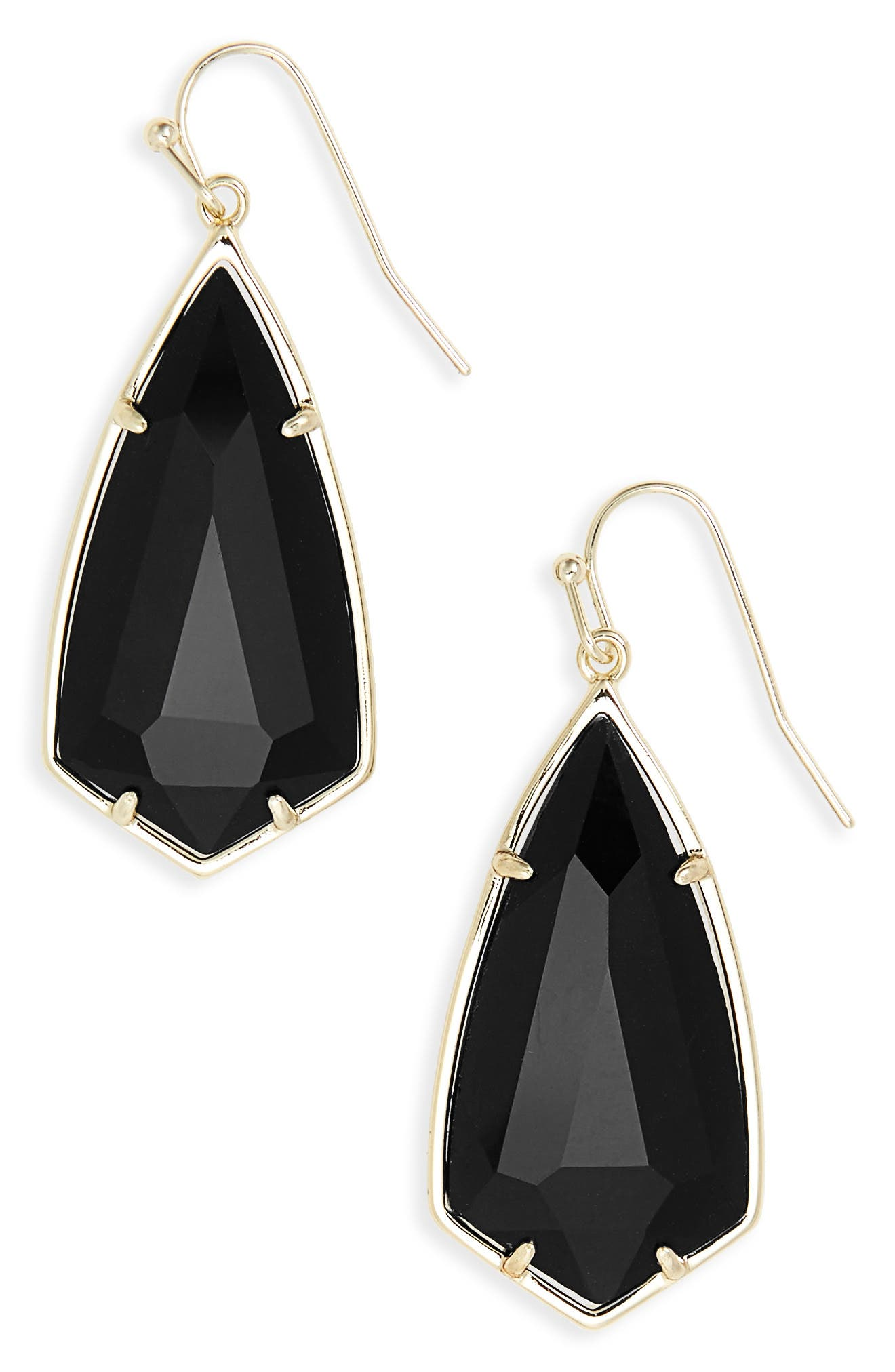 Carla Semiprecious Stone Drop Earrings,                         Main,                         color, 003