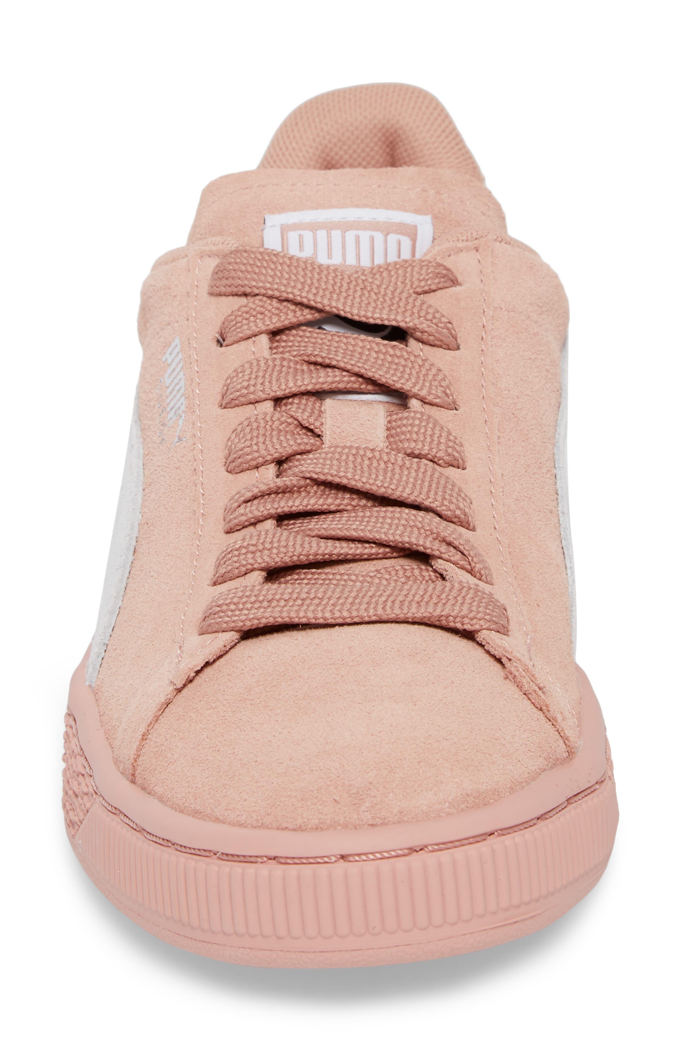 Suede Sneaker,                             Alternate thumbnail 88, color,