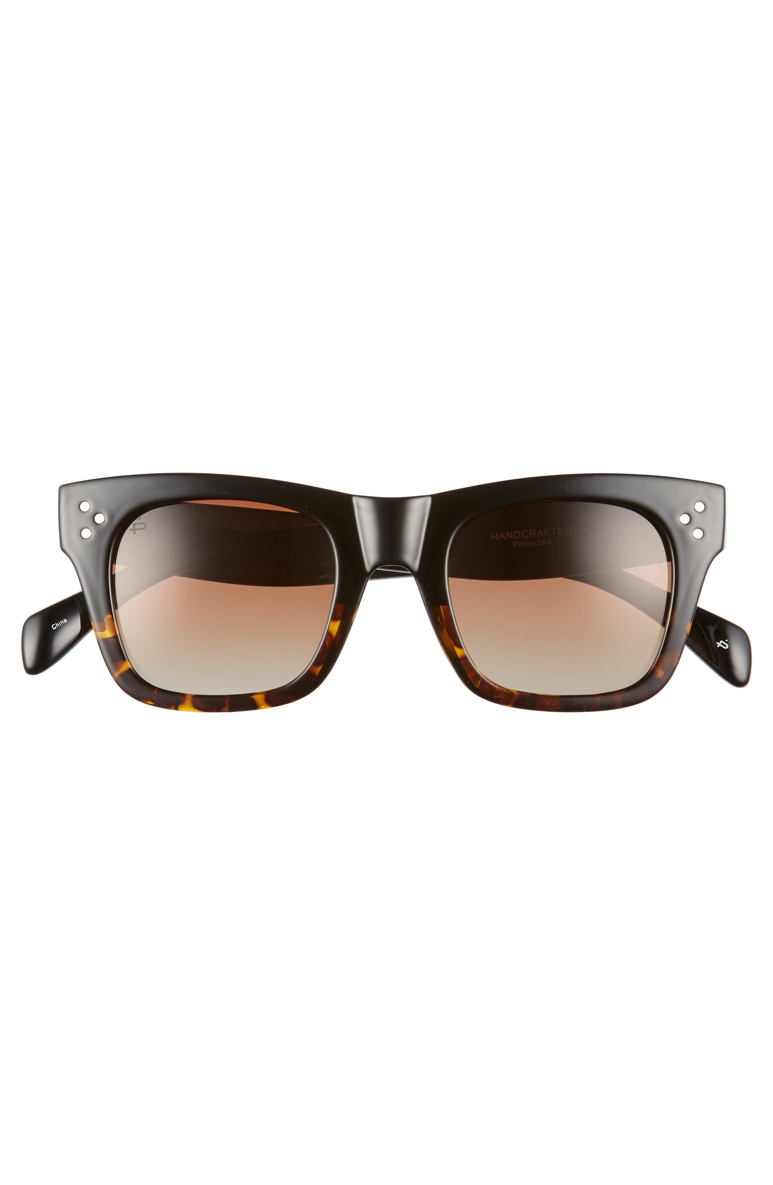Privé Revaux The Kennedy 45mm Polarized Sunglasses,                             Alternate thumbnail 4, color,