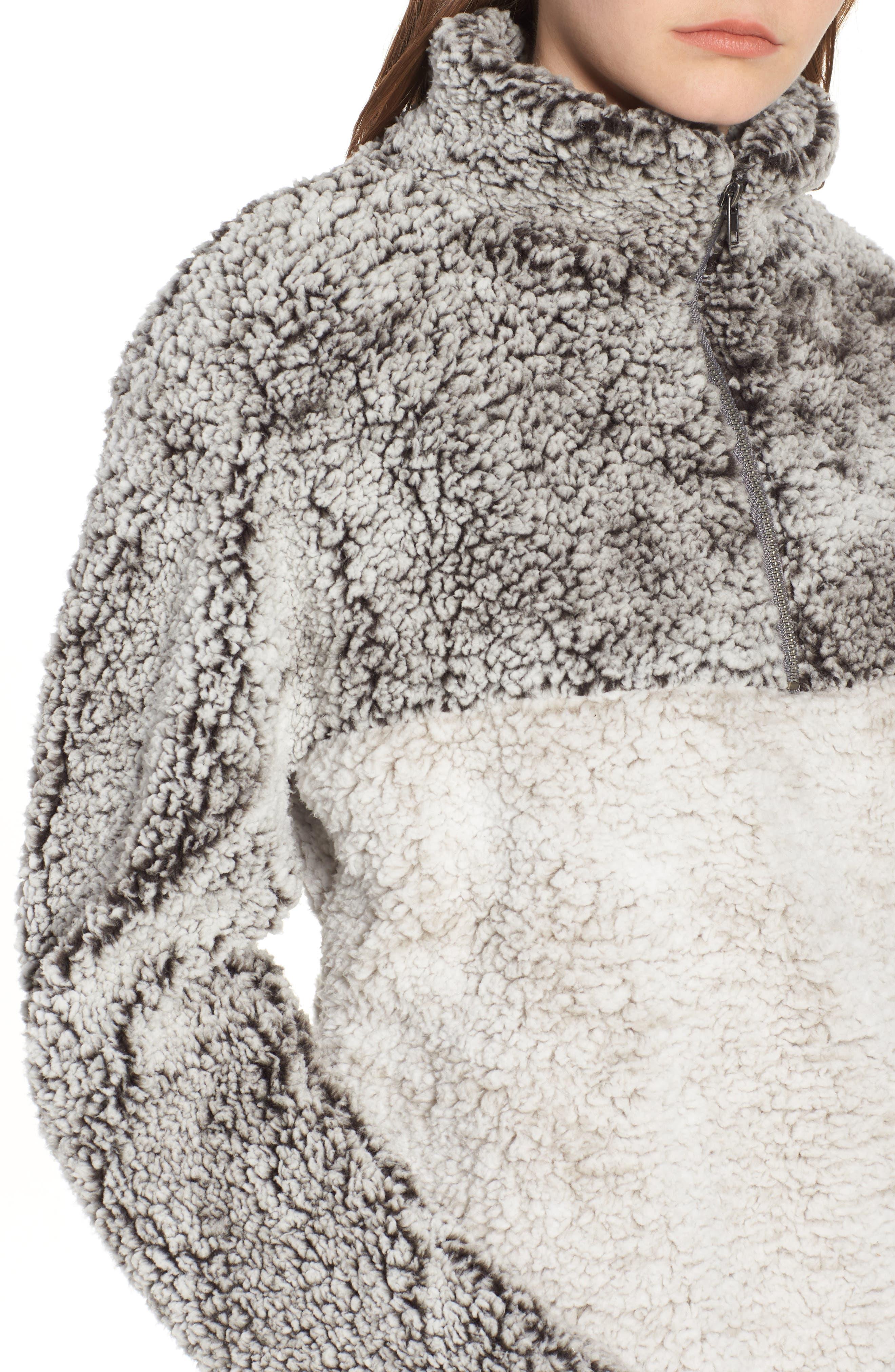 Wubby Fleece Pullover,                             Alternate thumbnail 27, color,