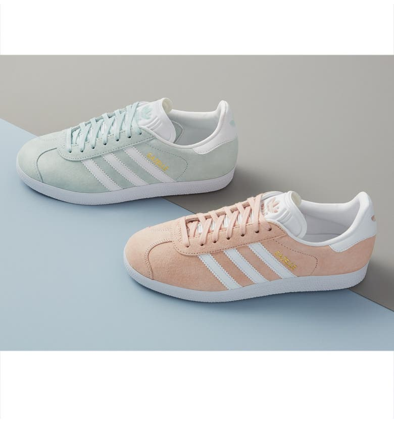 competitive price 0b7d4 6bfd8 ADIDAS Gazelle Sneaker, Main, color, 026