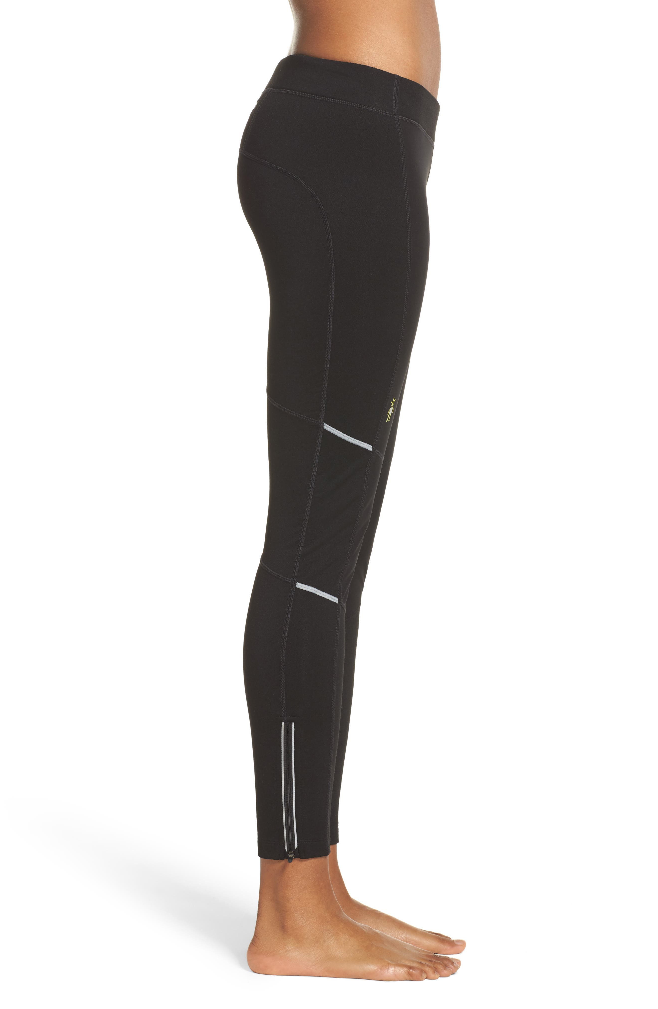 PhD Wind Tights,                             Alternate thumbnail 3, color,                             001