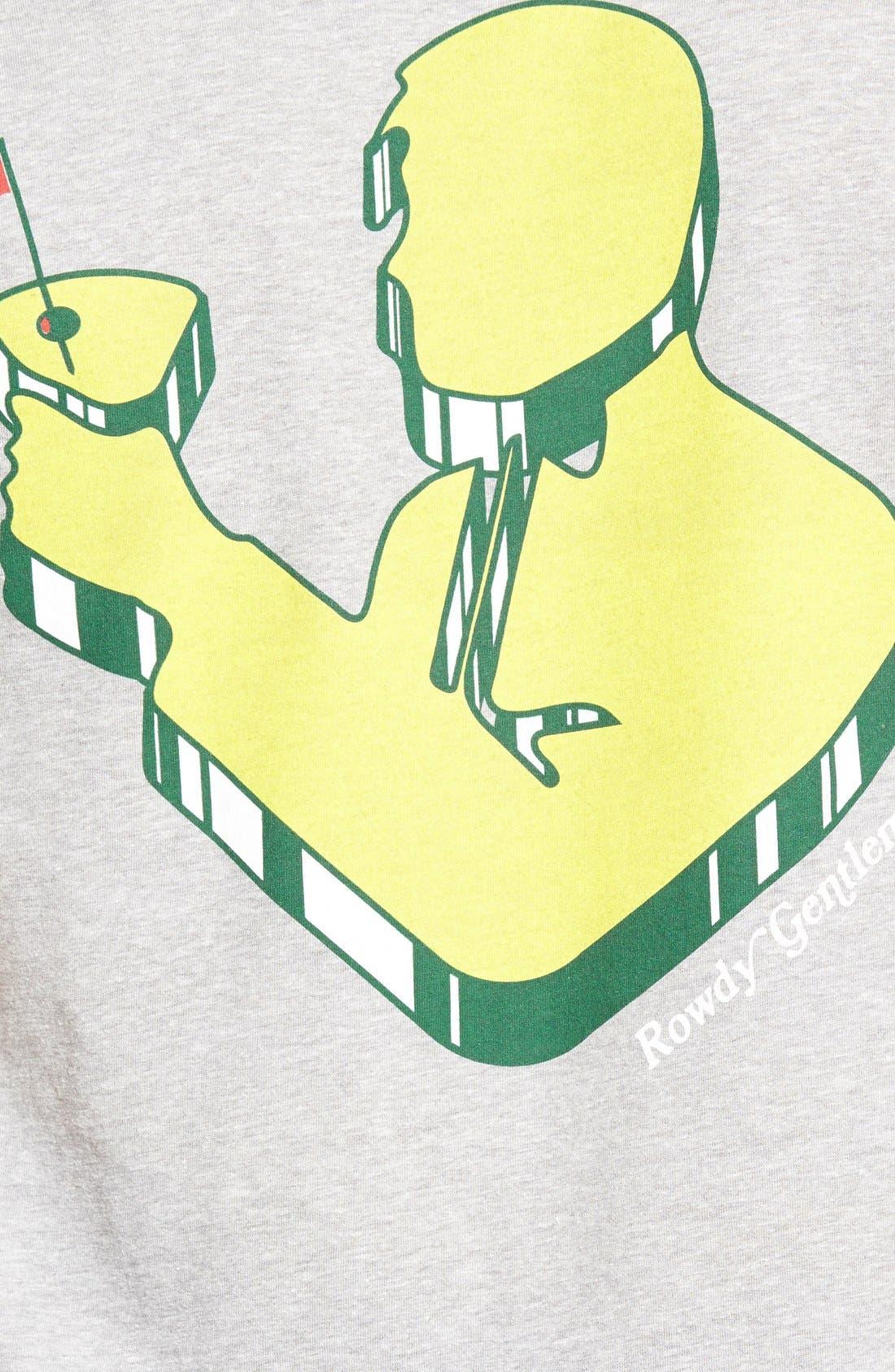'Tournament' Graphic T-Shirt,                             Alternate thumbnail 2, color,                             031