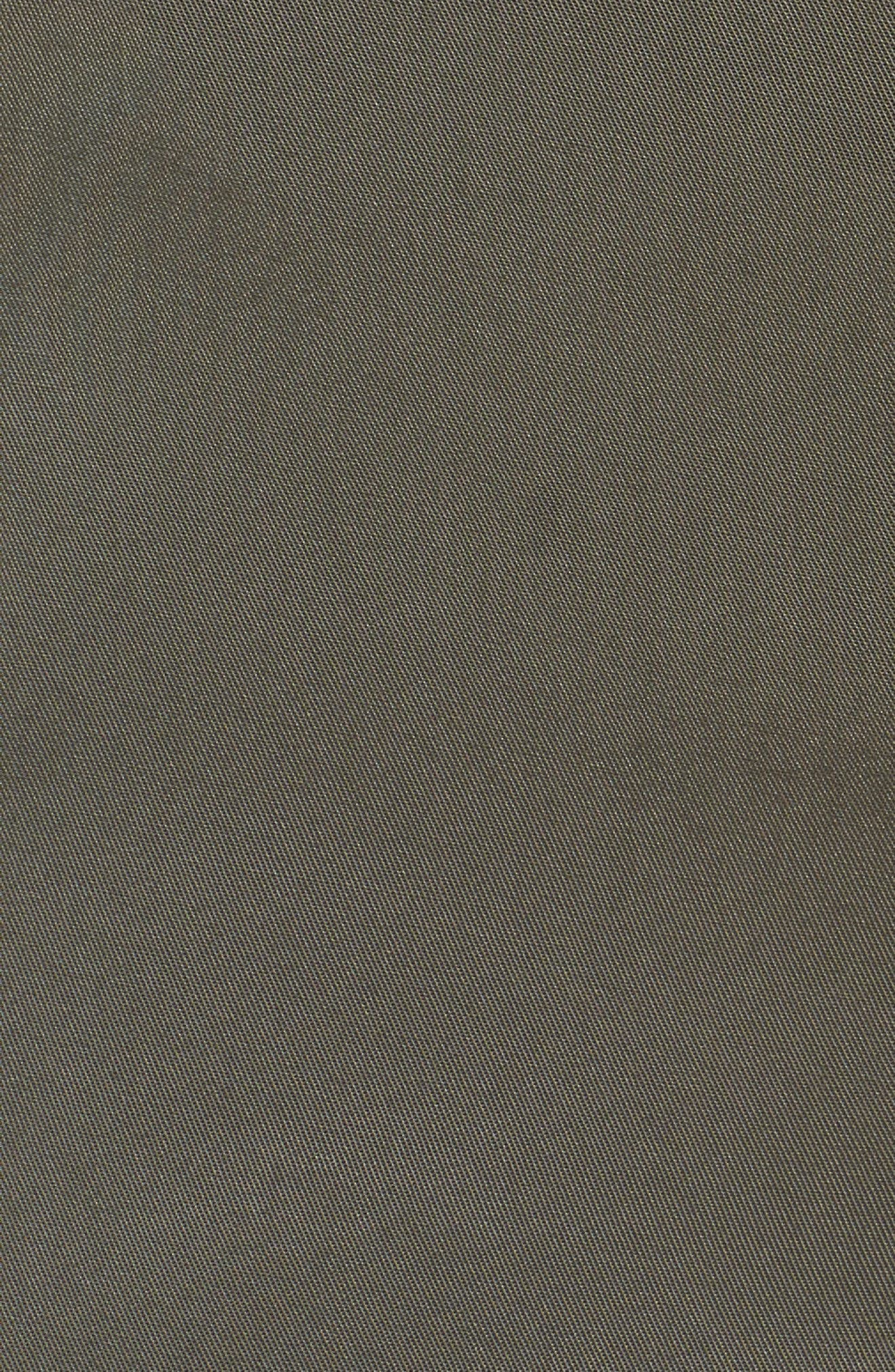 High Rise Tencel Shorts,                             Alternate thumbnail 20, color,