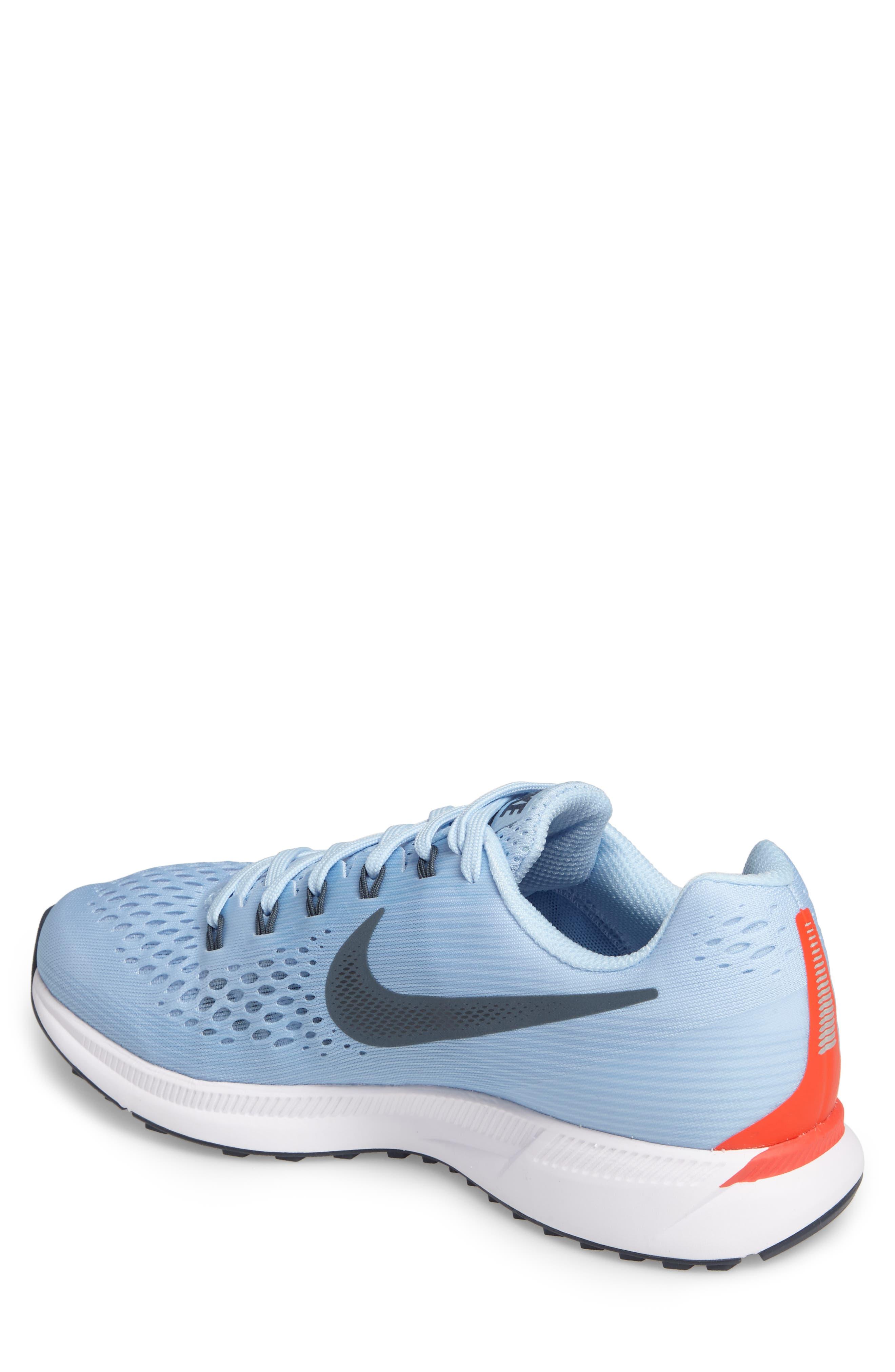 Air Zoom Pegasus 34 Sneaker,                             Alternate thumbnail 14, color,