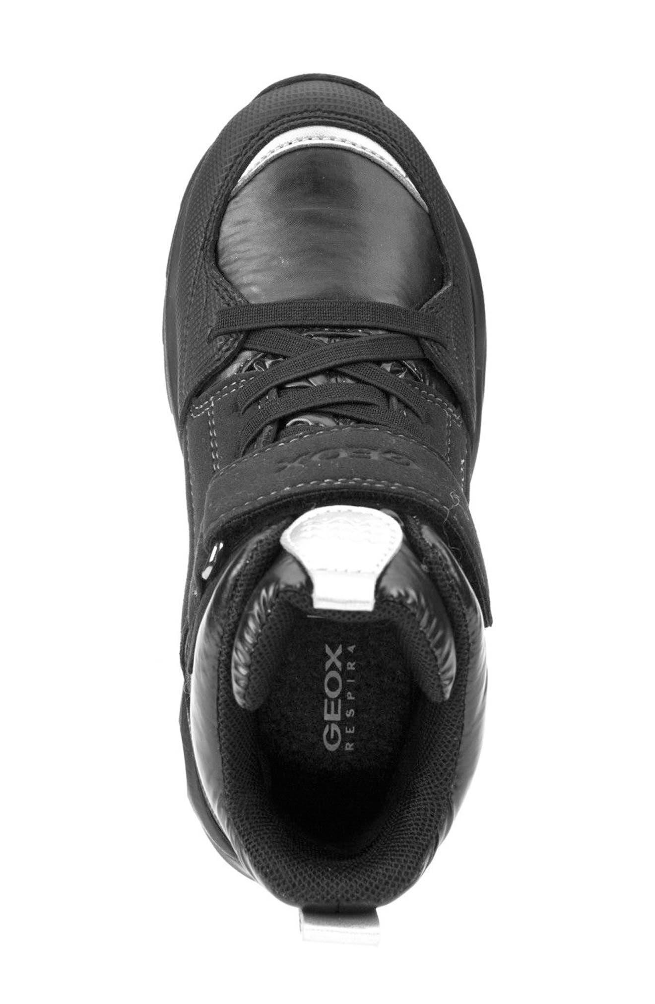 Orizont ABX Waterproof Boot,                             Alternate thumbnail 5, color,                             001
