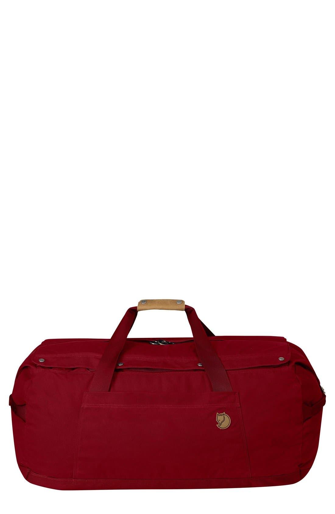 'Duffel Bag No. 6' Large Duffel Bag,                             Main thumbnail 5, color,