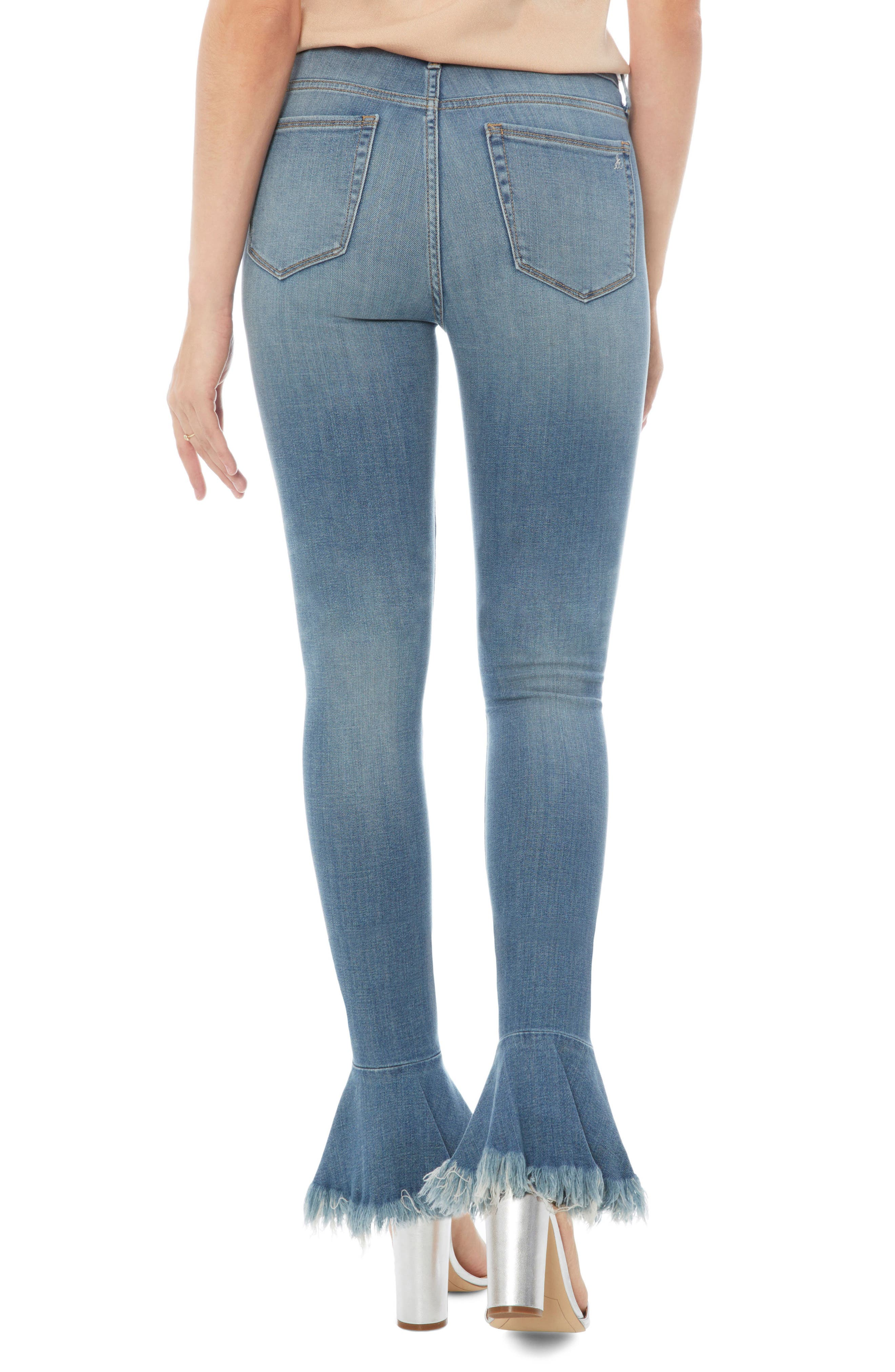 The Stiletto Jeans,                             Alternate thumbnail 2, color,                             460