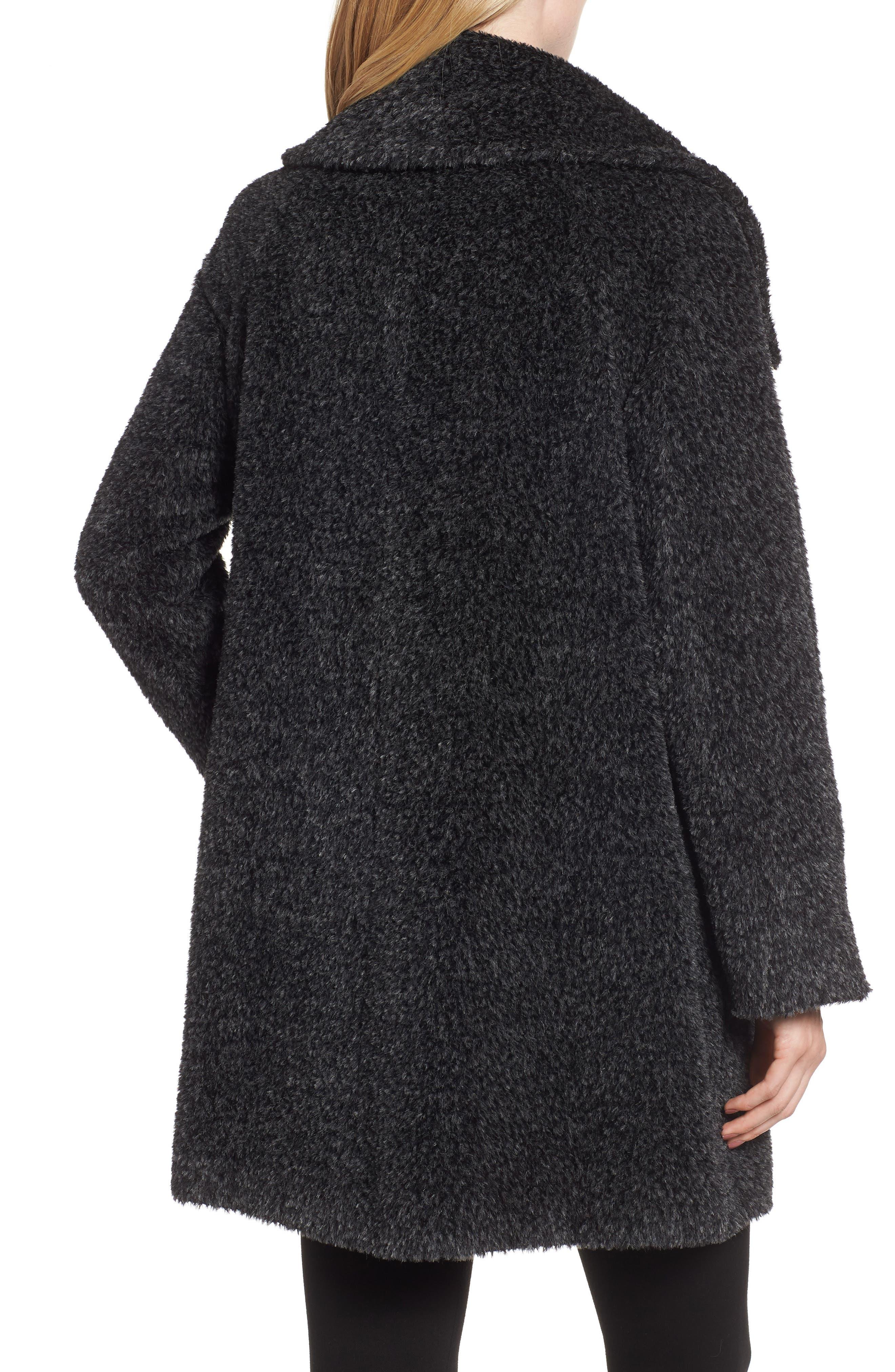 MAX MARA STUDIO,                             Gregory Alpaca & Wool Coat,                             Alternate thumbnail 2, color,                             023