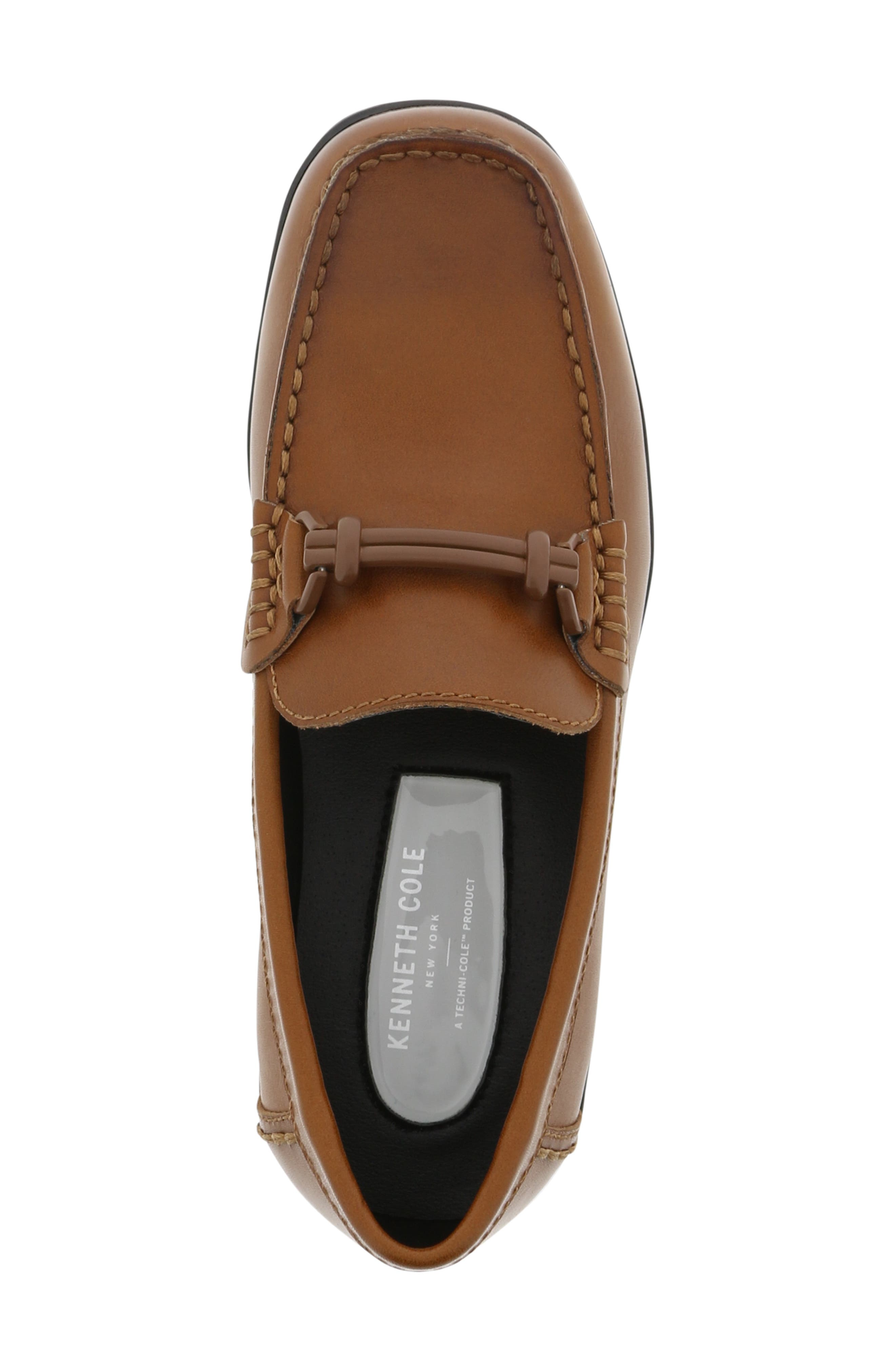 Joe Mason Driving Loafer,                             Alternate thumbnail 5, color,                             BURNT WHISKEY