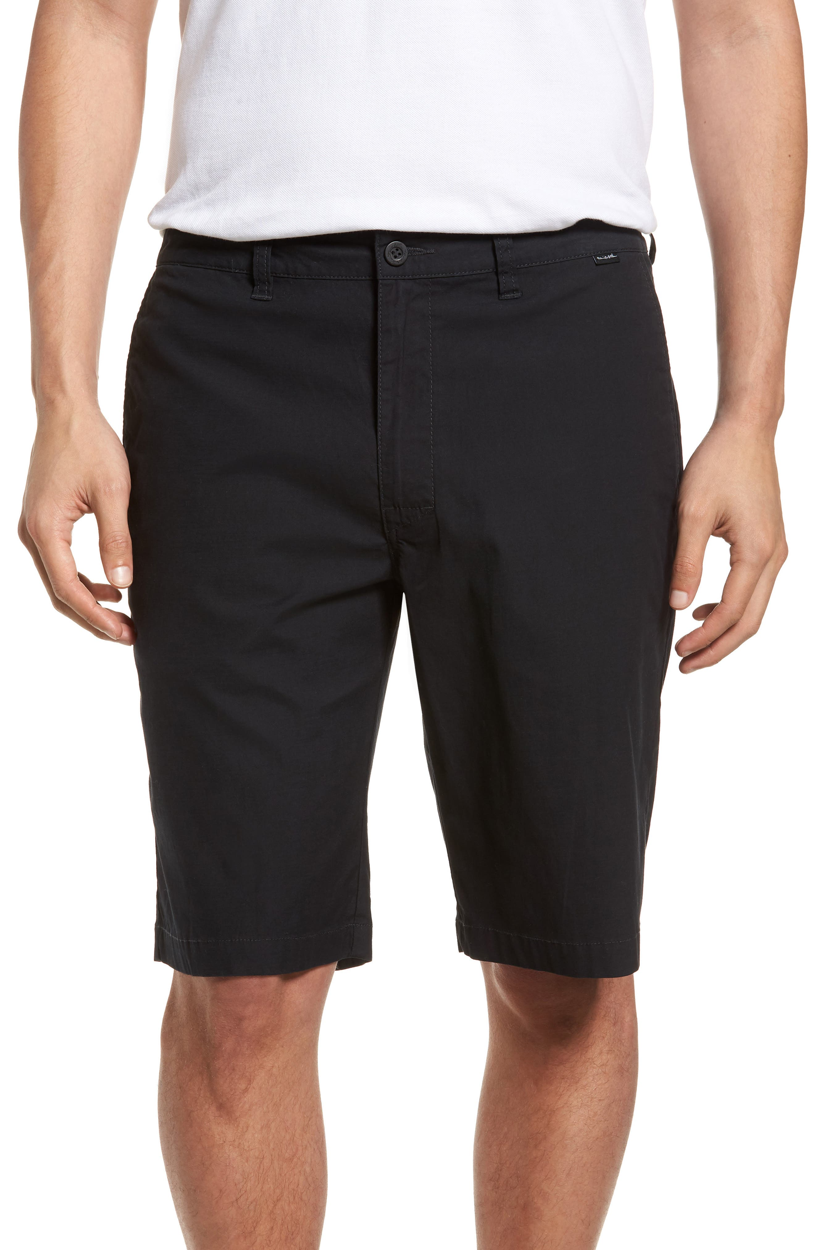 Huntington Shorts,                             Main thumbnail 1, color,                             BLACK