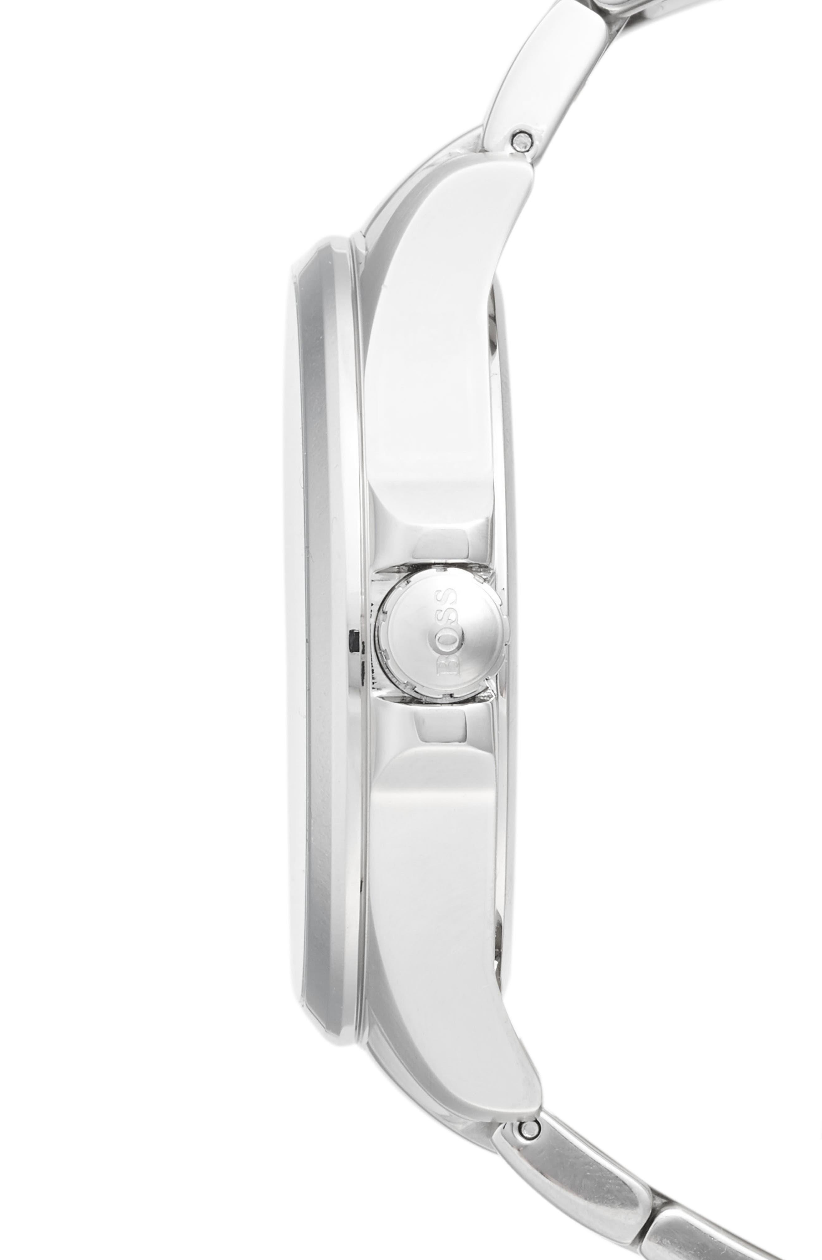 The James Bracelet Watch, 42mm,                             Alternate thumbnail 3, color,                             040