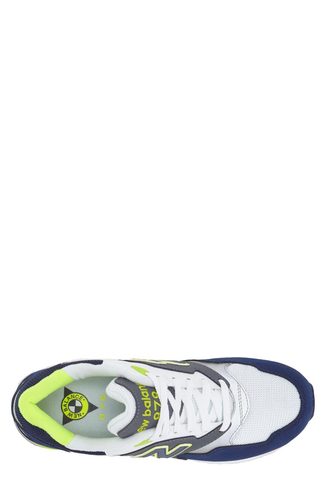 '878' Sneaker,                             Alternate thumbnail 2, color,                             033