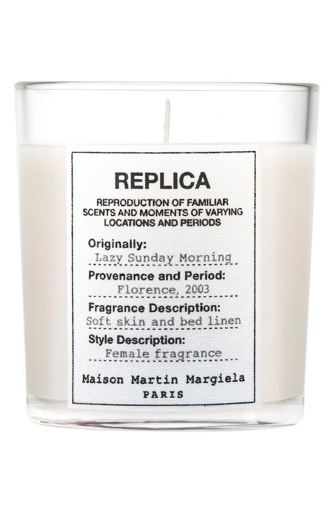 Maison Martin Replica Beach Walk Candle,                             Main thumbnail 3, color,