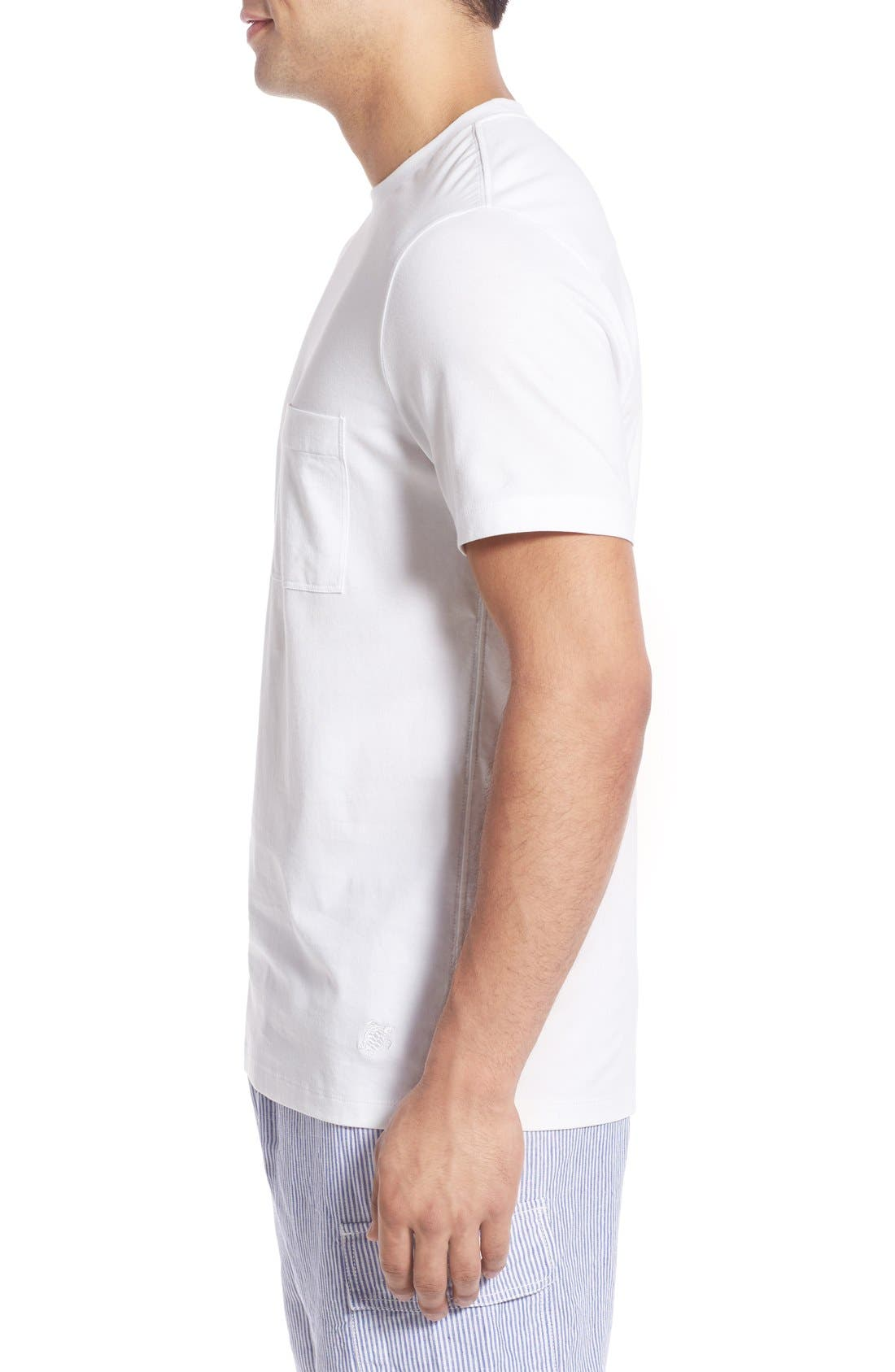 Pocket T-Shirt,                             Alternate thumbnail 9, color,