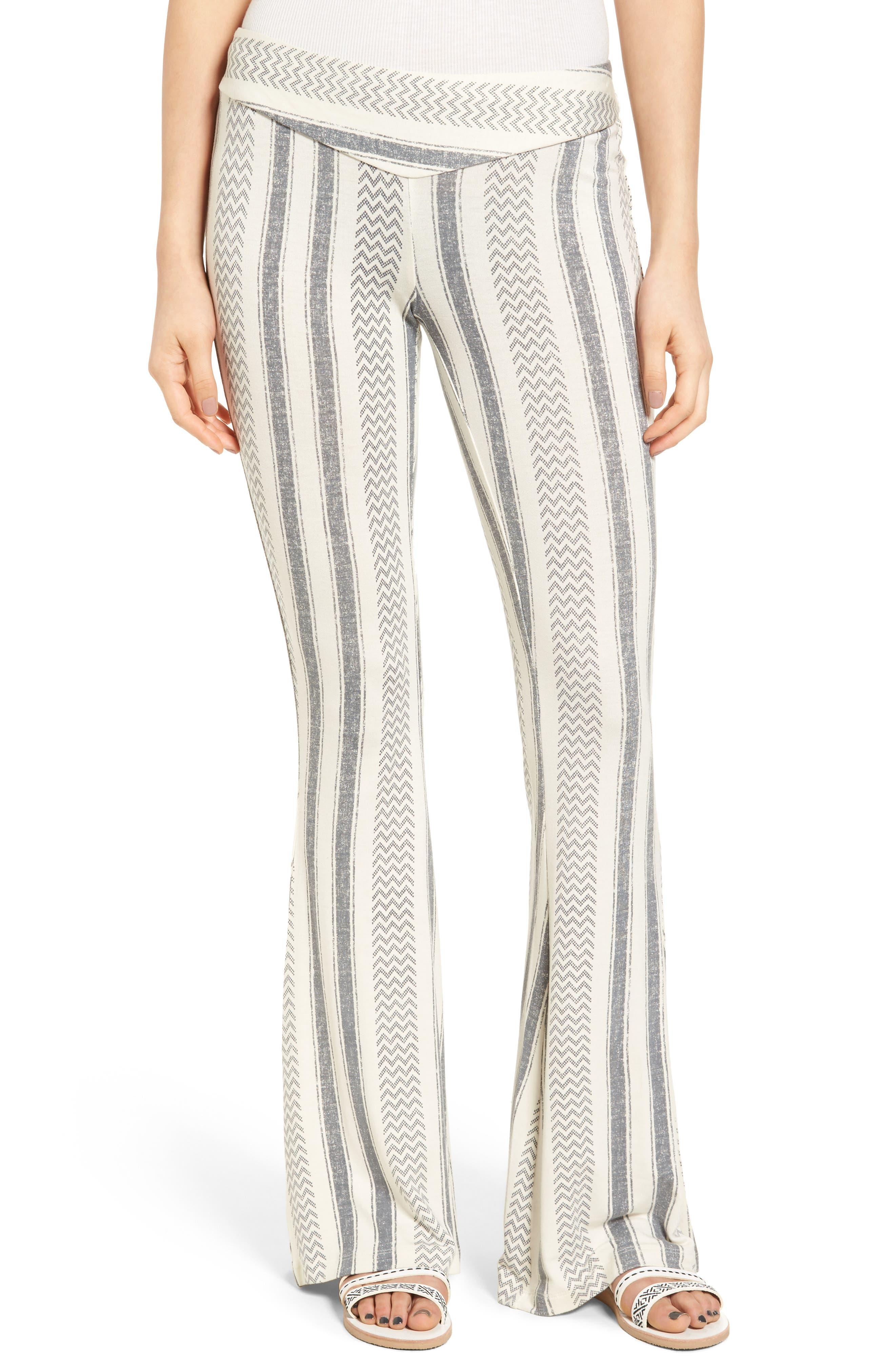 Del Sol Flare Beach Pants, Main, color, 400