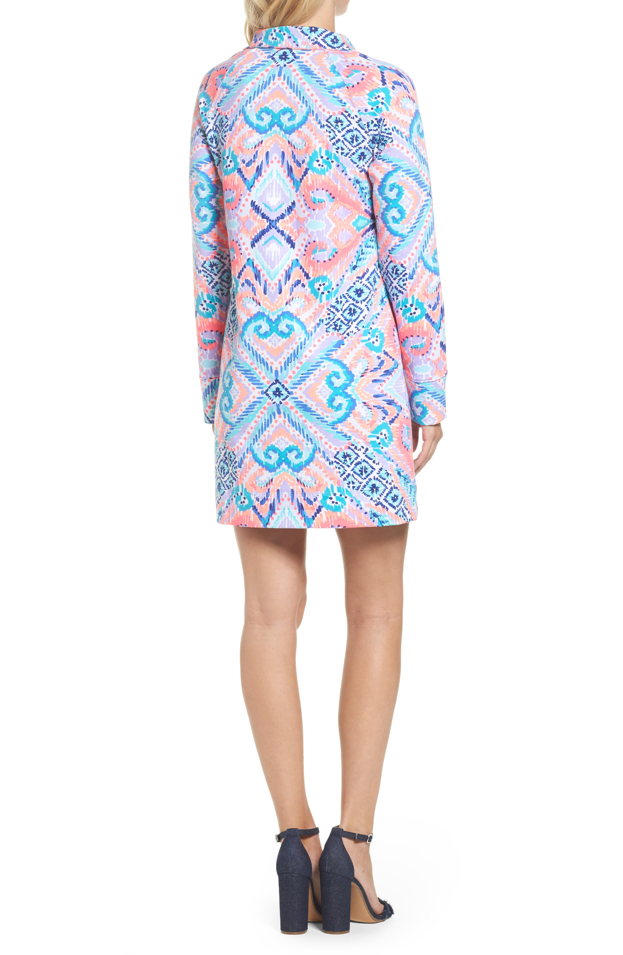 Skipper UPF 50+ Dress,                             Alternate thumbnail 2, color,