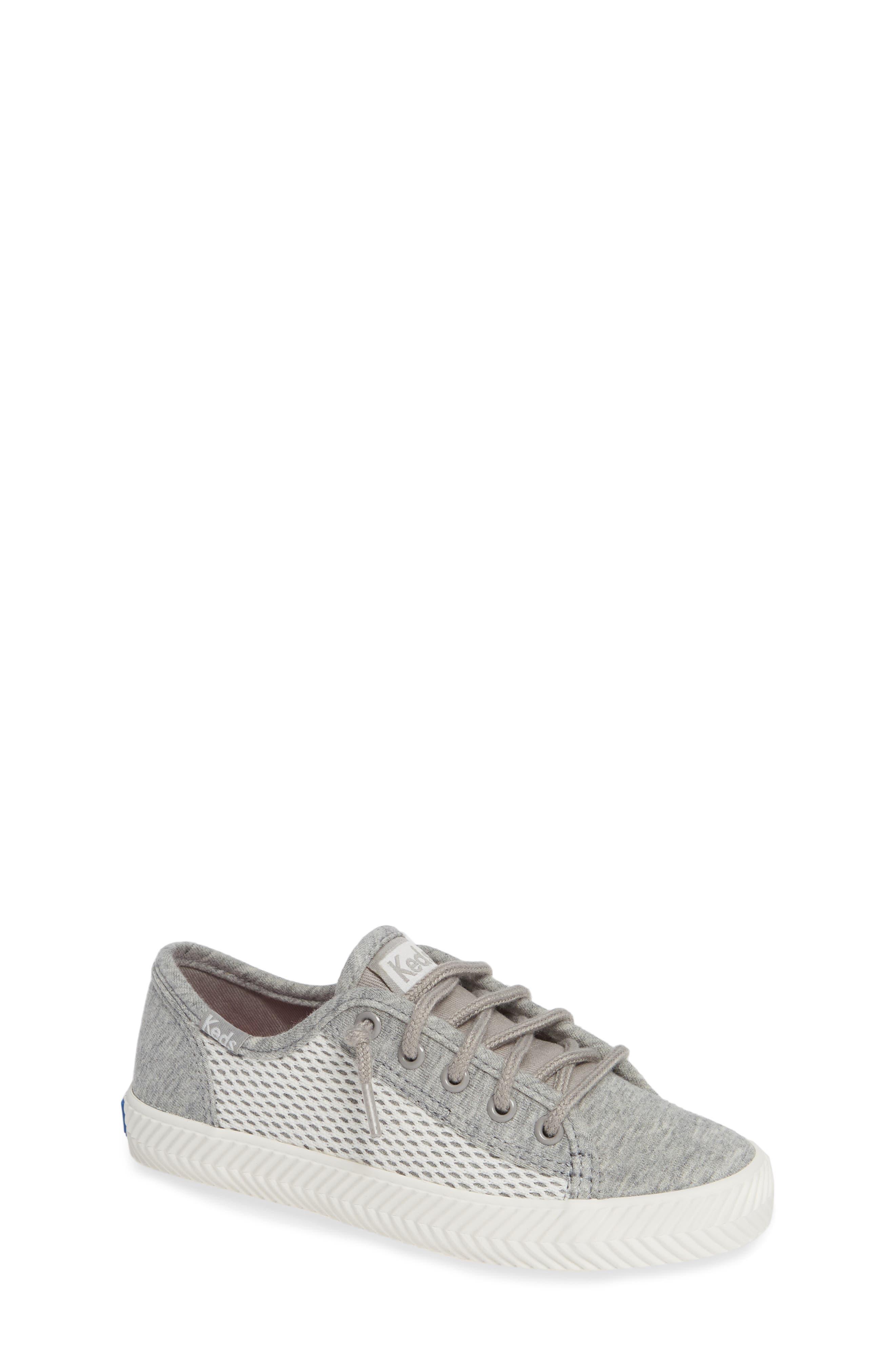 Kickstart Herringbone Mesh Sneaker,                             Main thumbnail 1, color,                             050