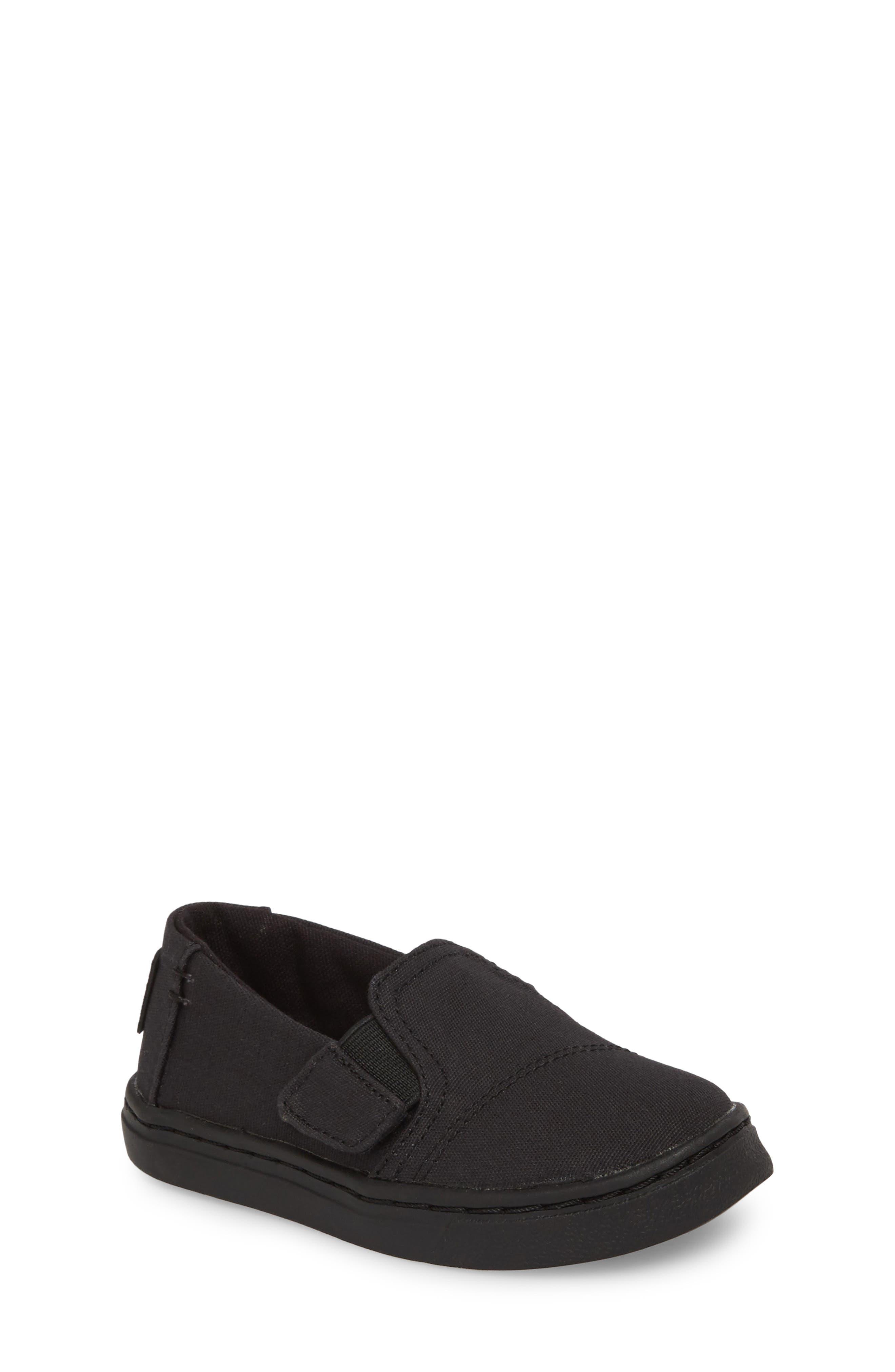 TOMS,                             Luca Slip-On Sneaker,                             Main thumbnail 1, color,                             001