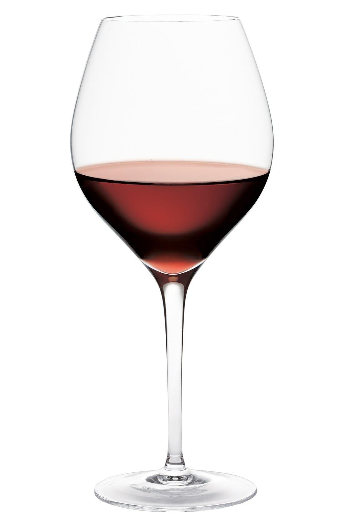 NORDSTROM AT HOME Ravenna Set of 4 Red Wine Glasses, Main, color, 960