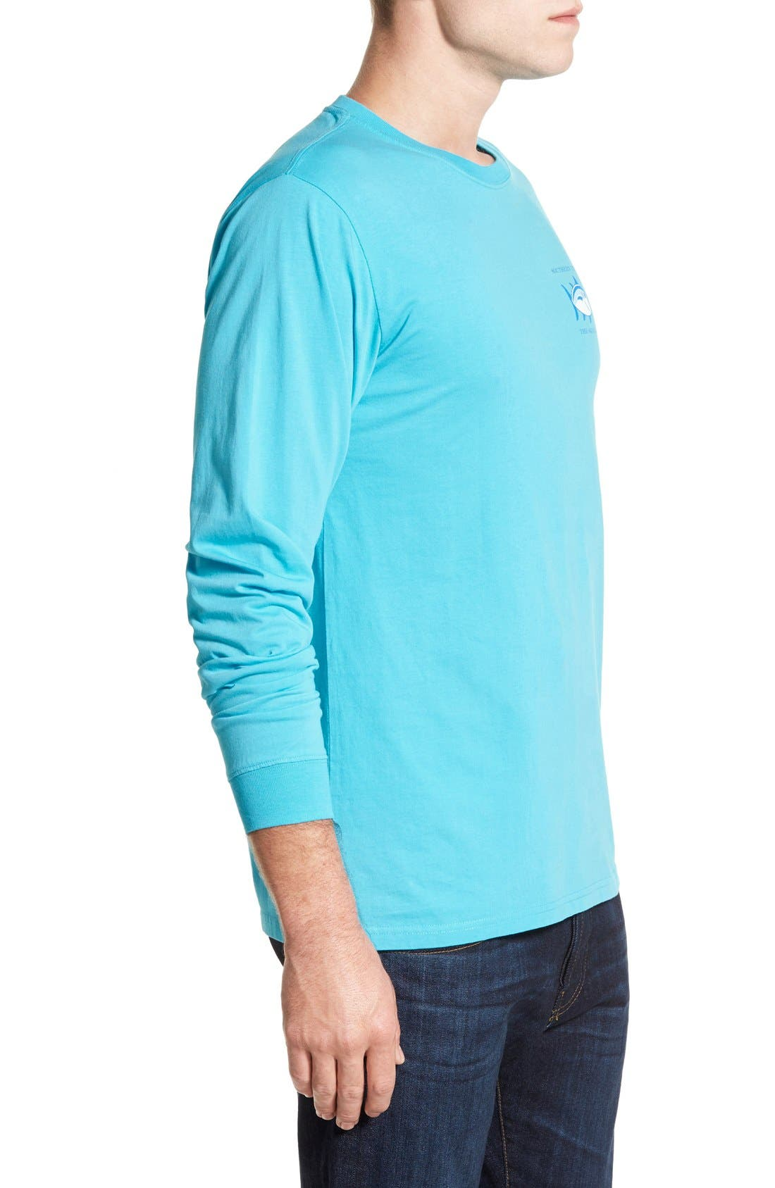 'Skipjack'Long Sleeve Graphic T-Shirt,                             Alternate thumbnail 29, color,