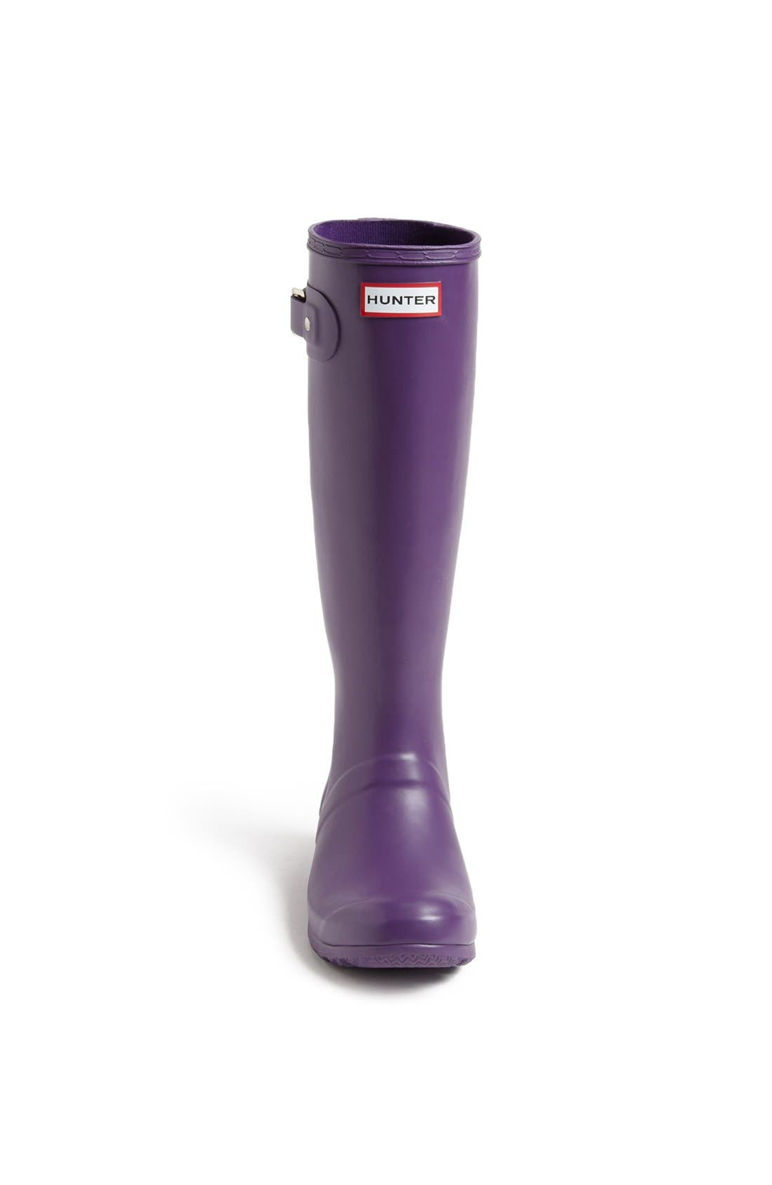 'Tour' Packable Rain Boot,                             Alternate thumbnail 43, color,