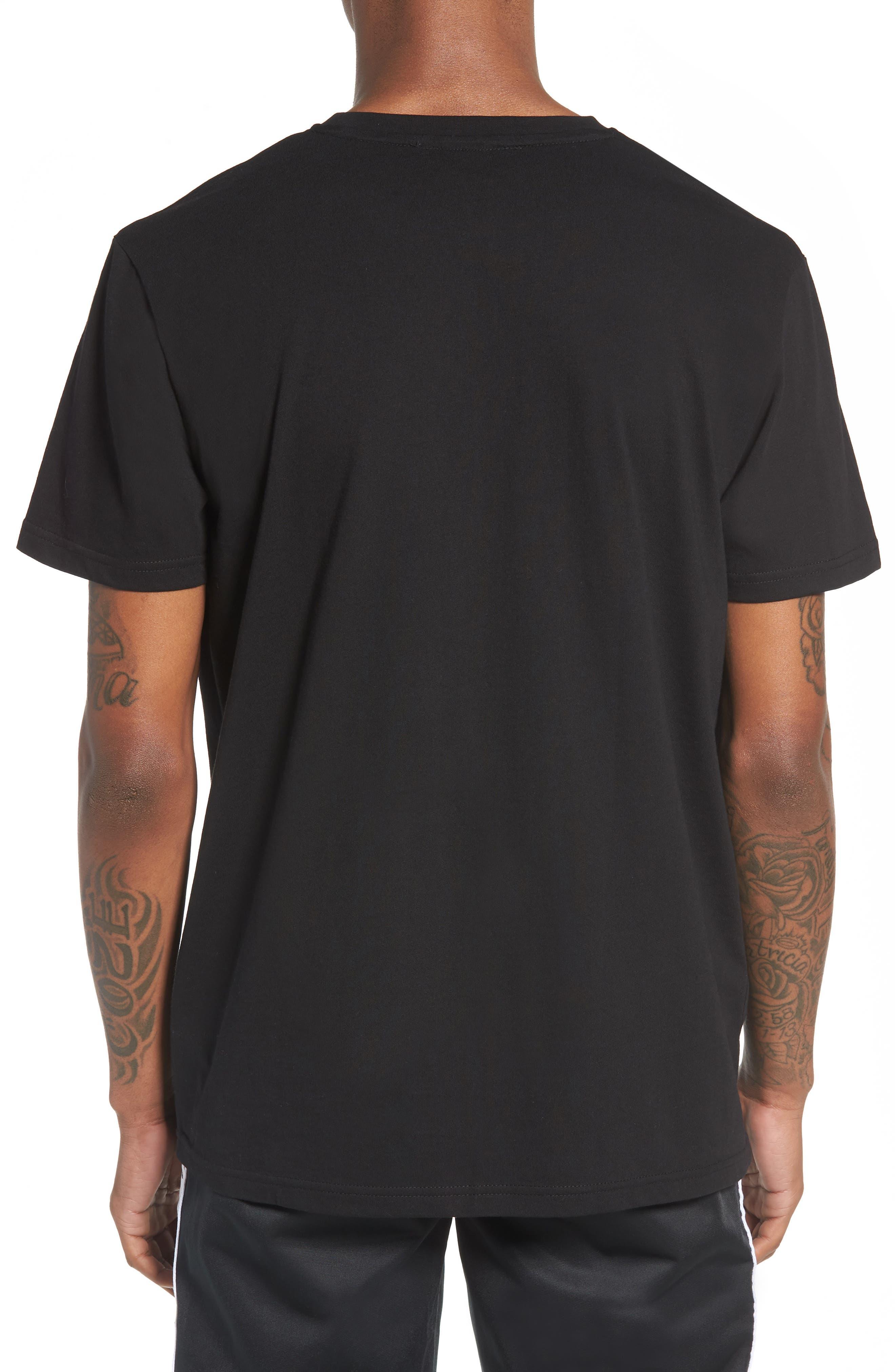Authentic Graphic T-Shirt,                             Alternate thumbnail 2, color,                             001