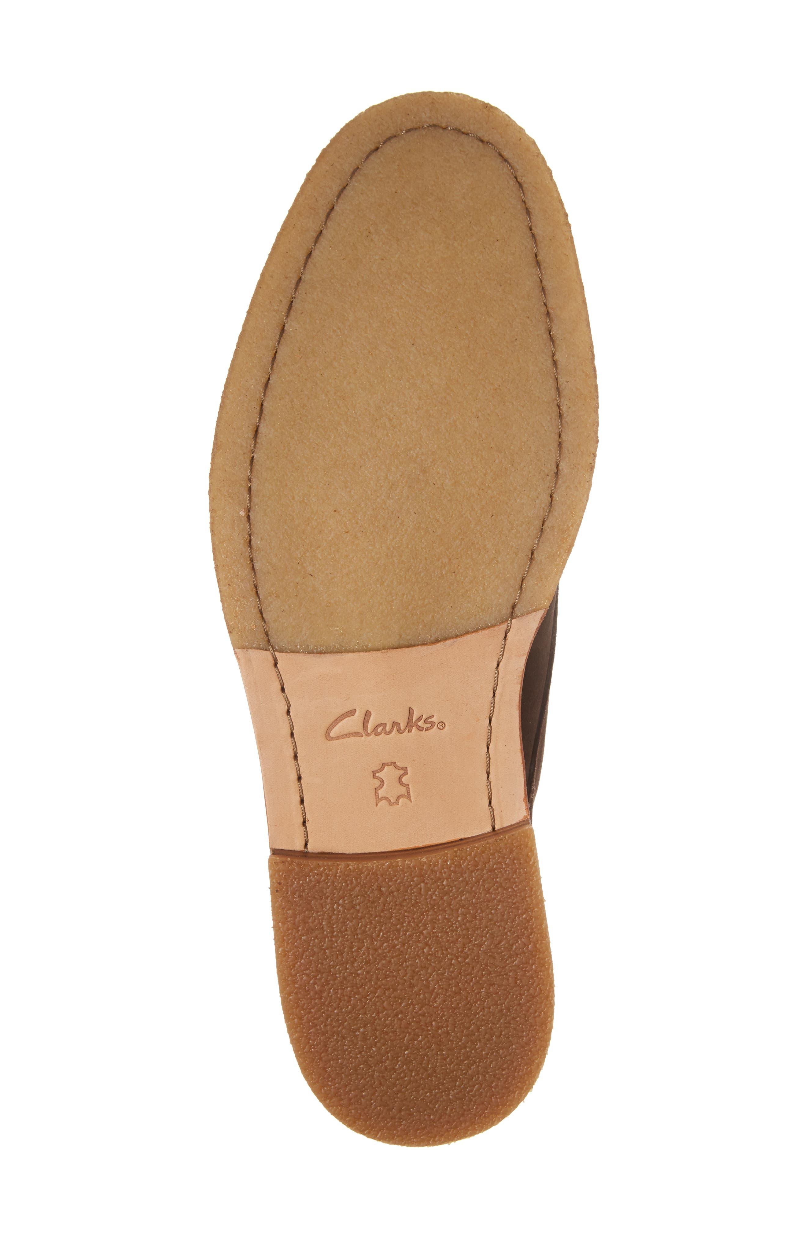 Clarks Clarkdale Moon Buck Shoe,                             Alternate thumbnail 17, color,