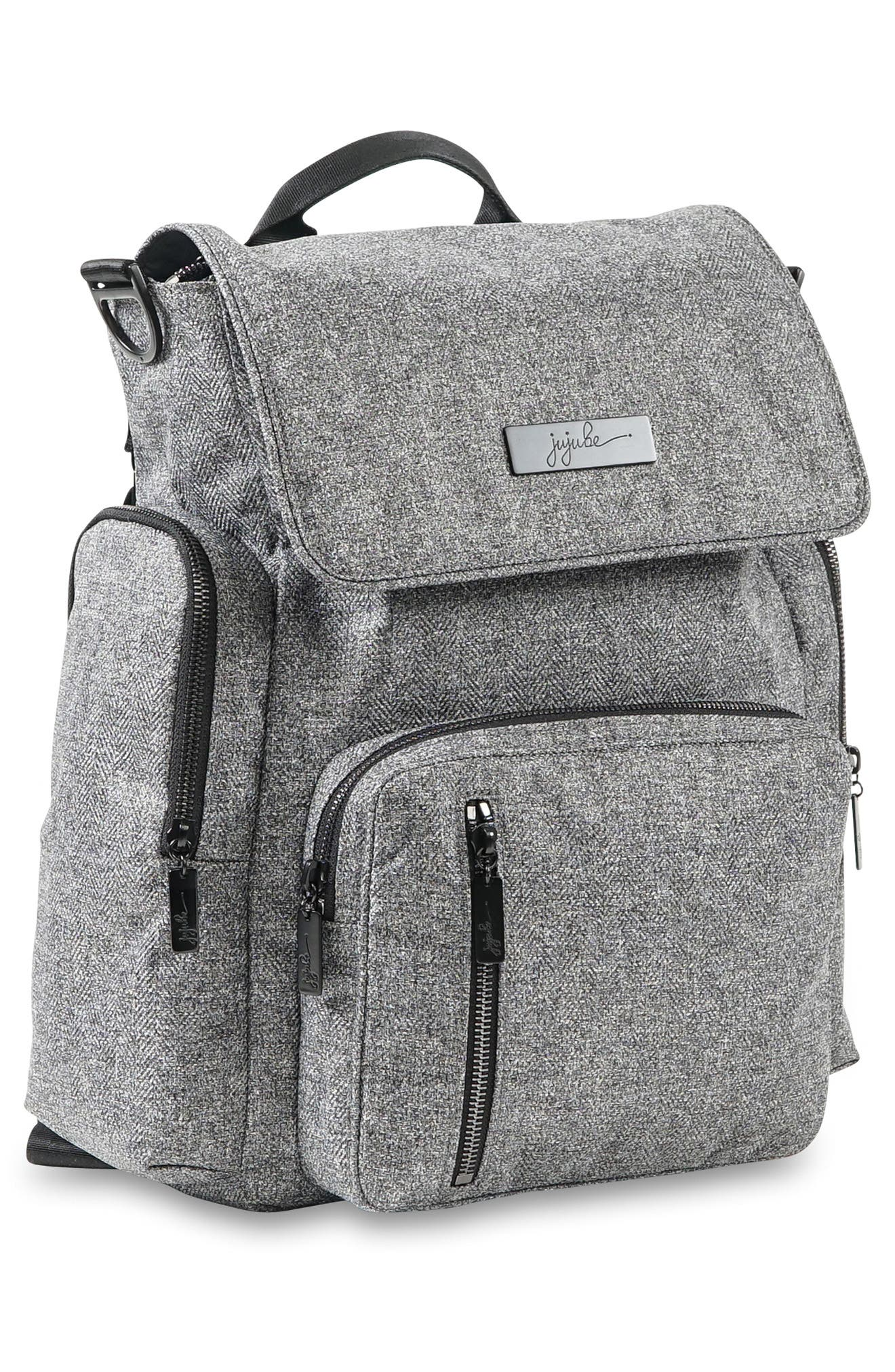 Onyx Be Sporty Diaper Backpack,                             Alternate thumbnail 5, color,                             035