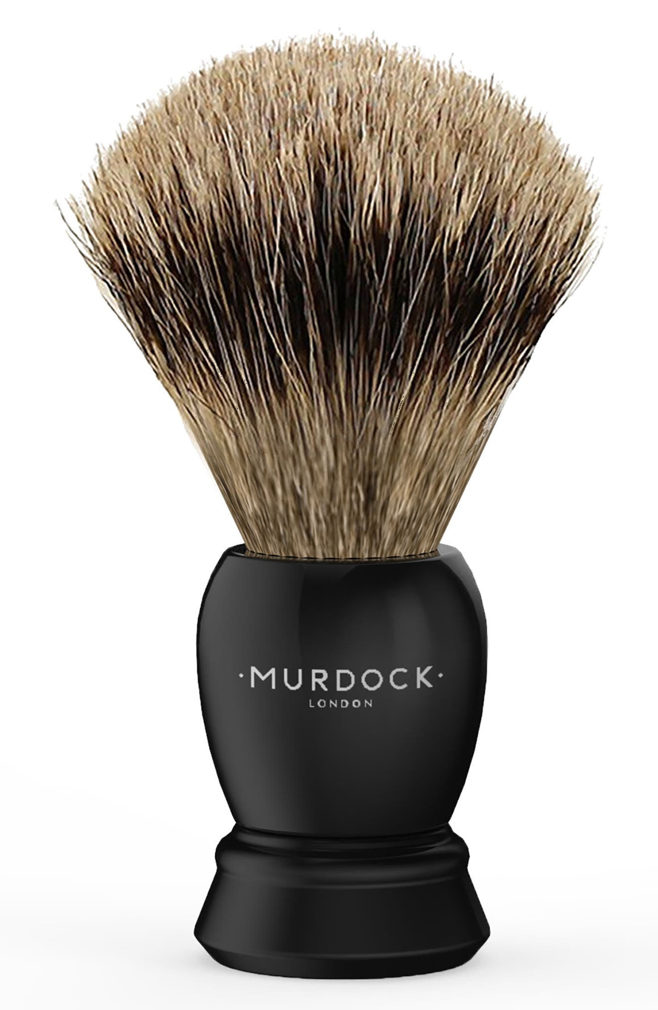 Ernest Pure Badger Brush,                         Main,                         color, NO COLOR