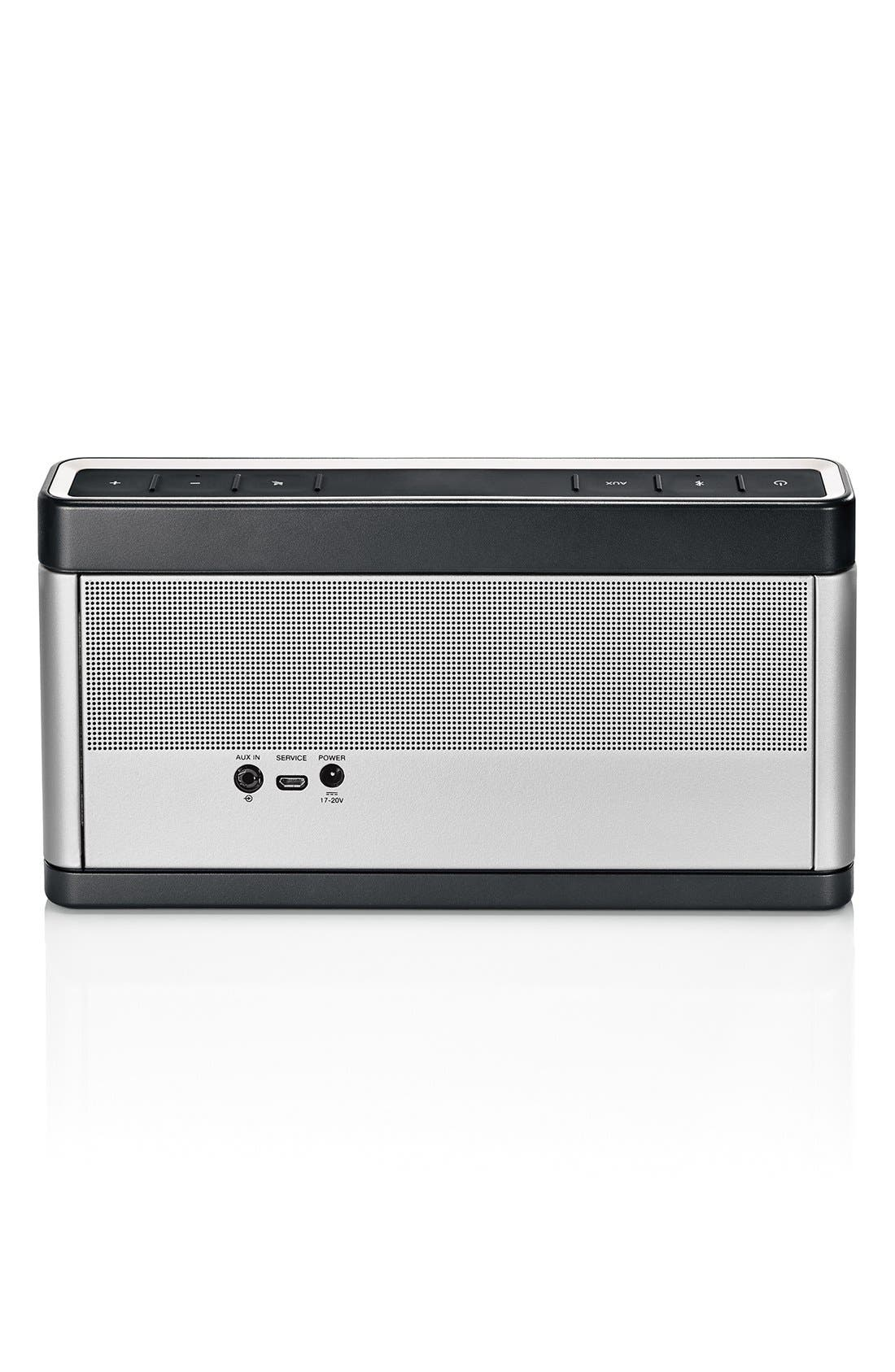 SoundLink<sup>®</sup> Bluetooth<sup>®</sup> Mobile Speaker III,                             Alternate thumbnail 4, color,                             020