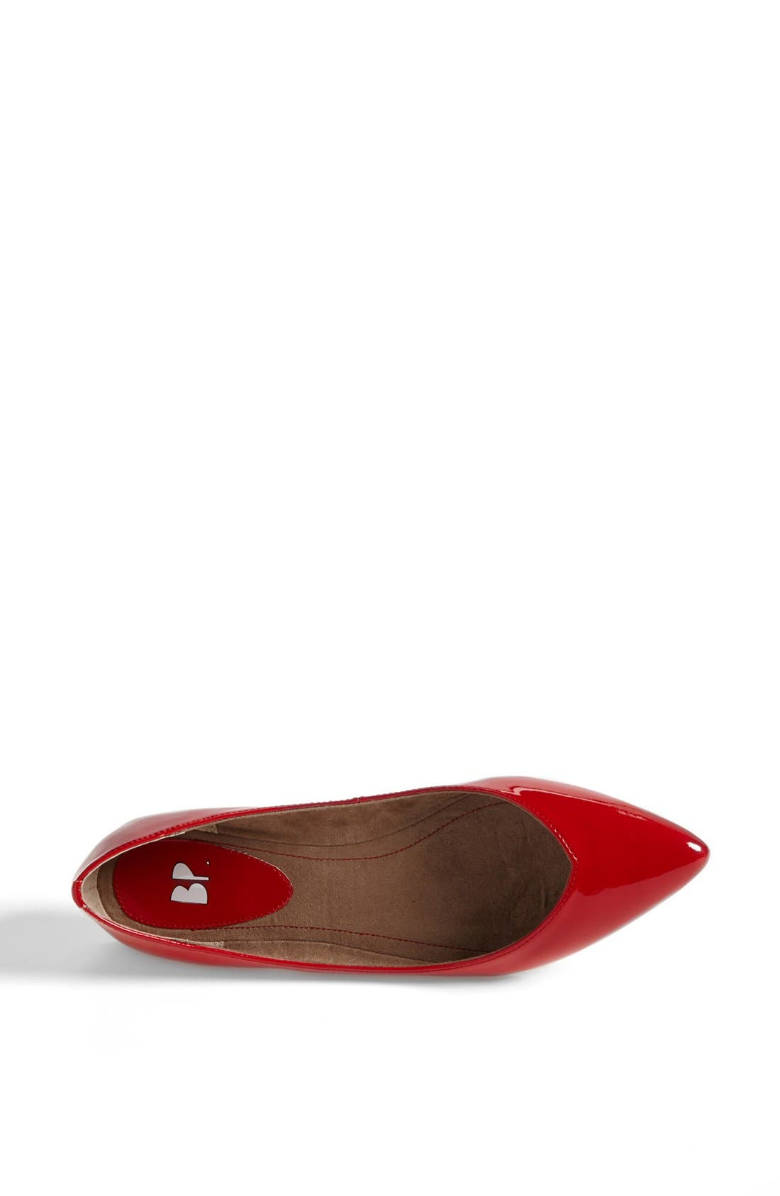 'Moveover' Pointy Toe Flat,                             Alternate thumbnail 34, color,