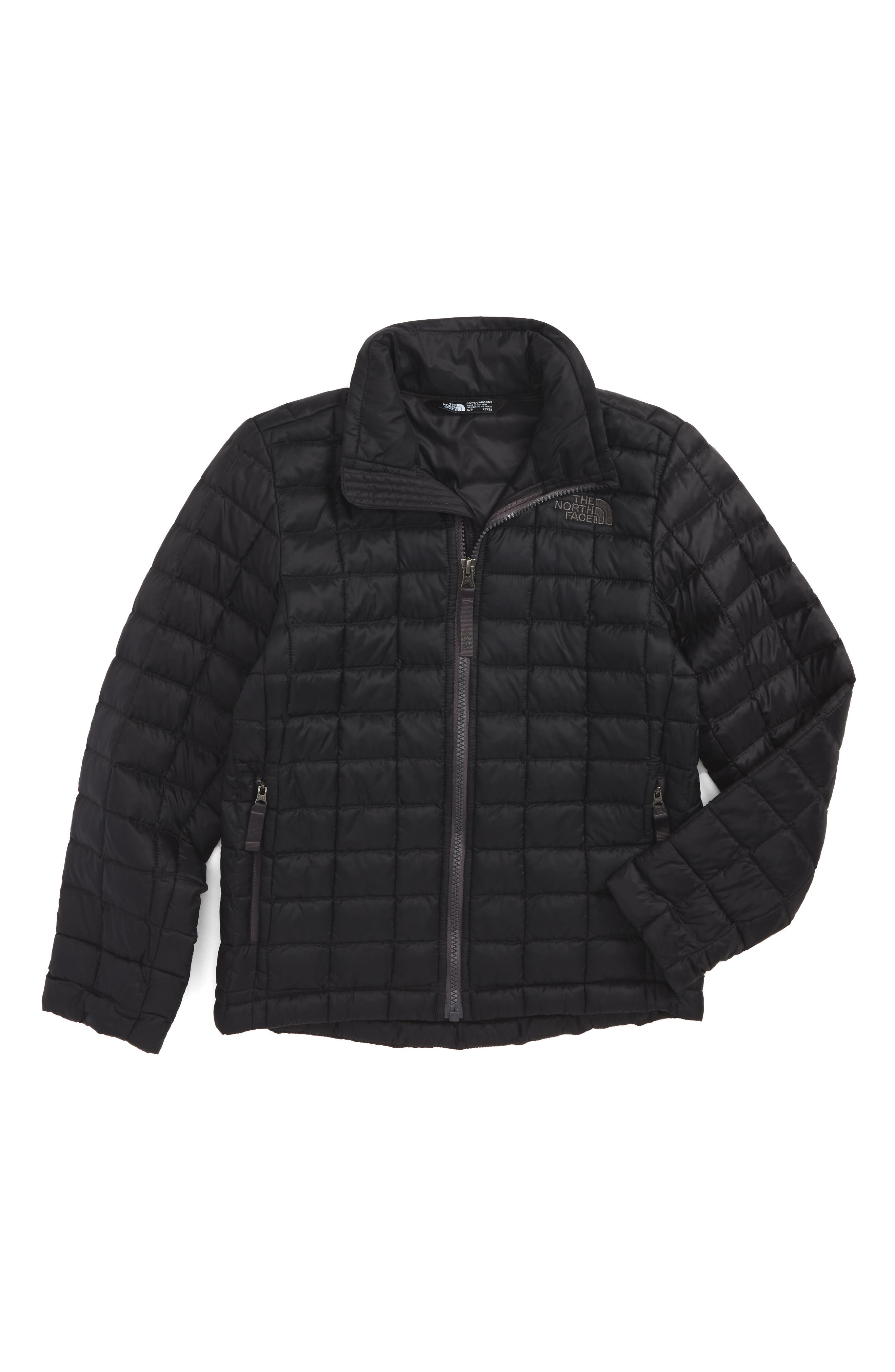 ThermoBall<sup>™</sup> PrimaLoft<sup>®</sup> Packable Jacket,                             Main thumbnail 1, color,                             001