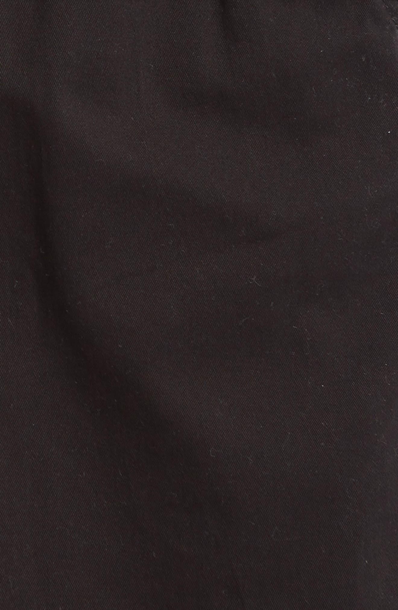 Jogger Shorts,                             Alternate thumbnail 4, color,                             001