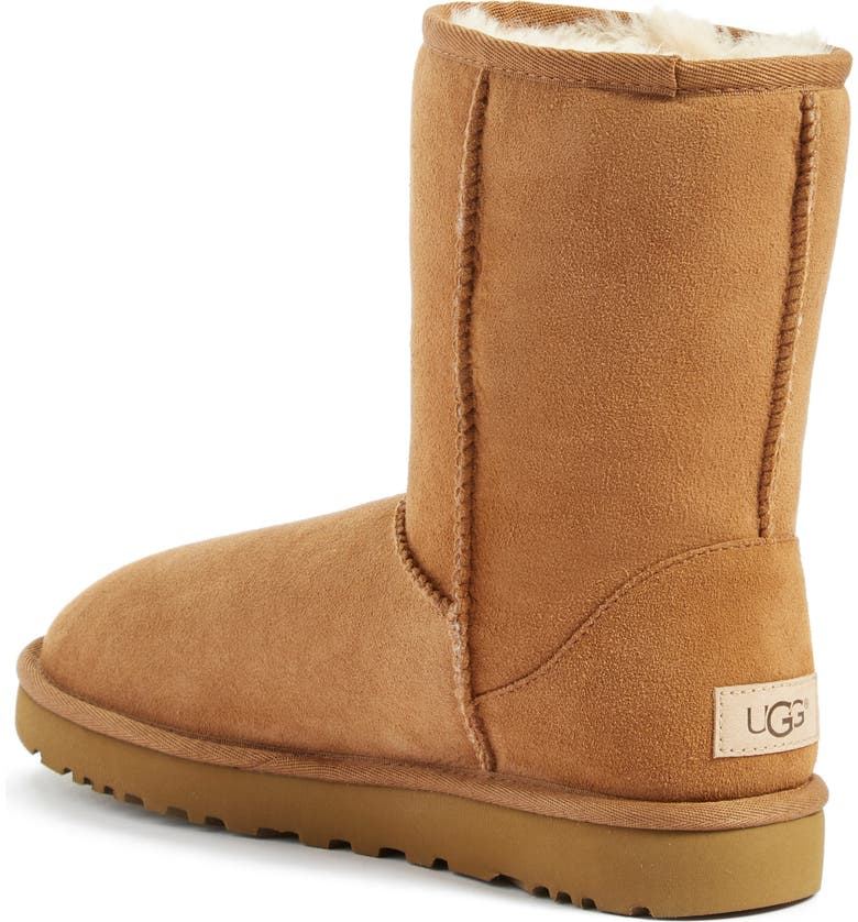 ad5b204060bf UGG® Classic II Genuine Shearling Lined Short Boot (Women)