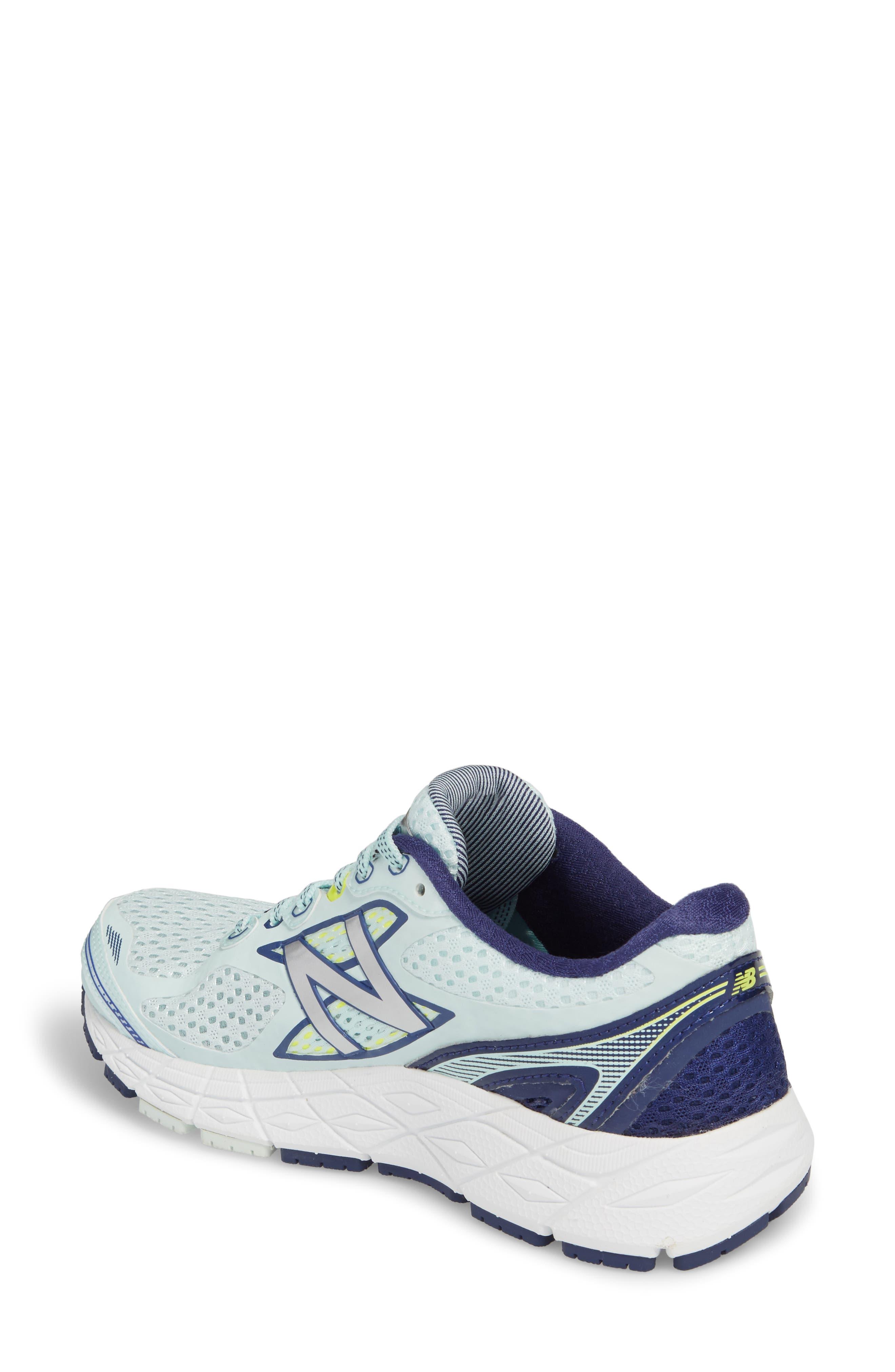 '840v3' Running Shoe,                             Alternate thumbnail 2, color,                             DROPLET