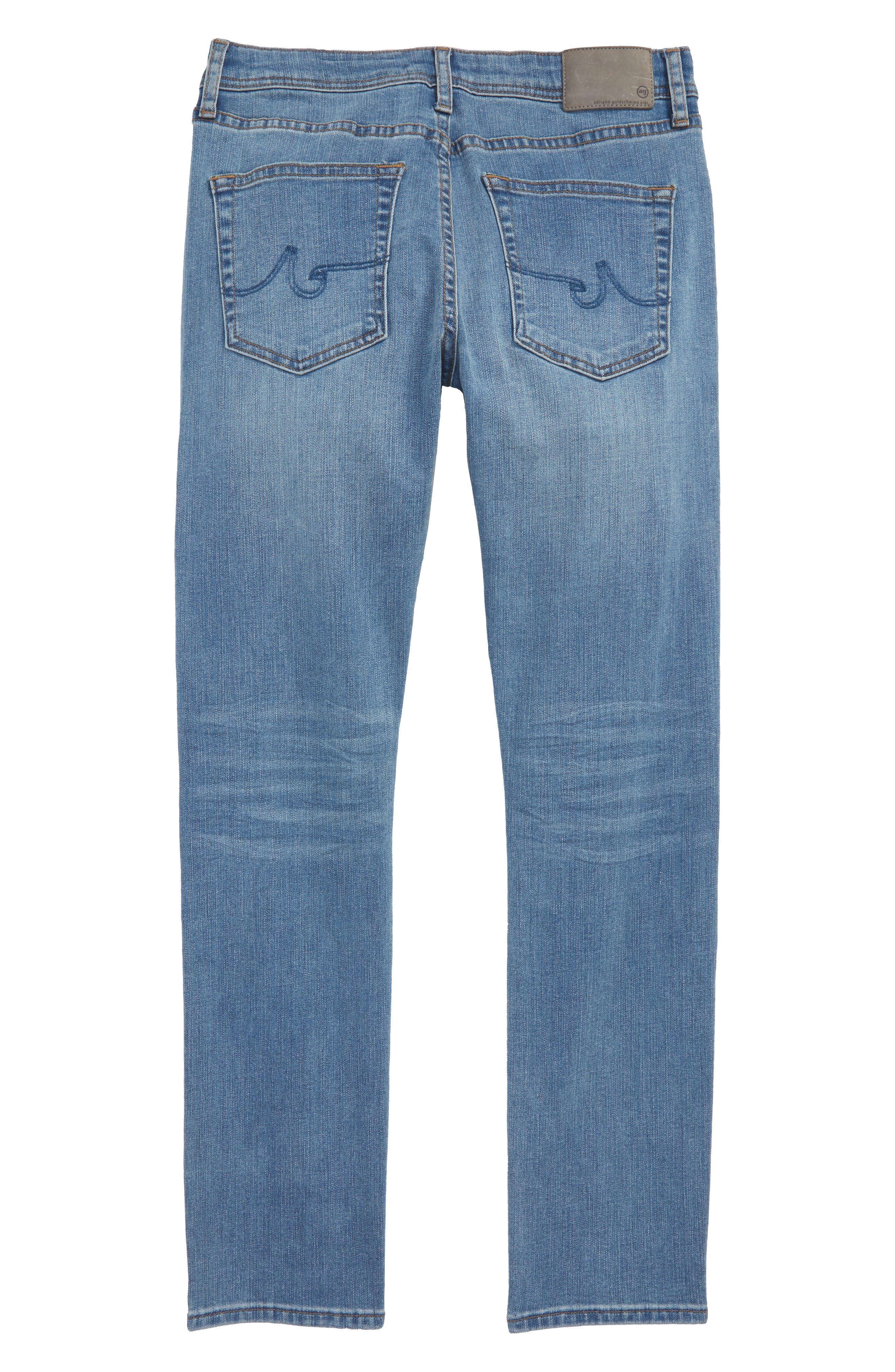 The Stryker Slim Straight Leg Jeans,                             Alternate thumbnail 9, color,
