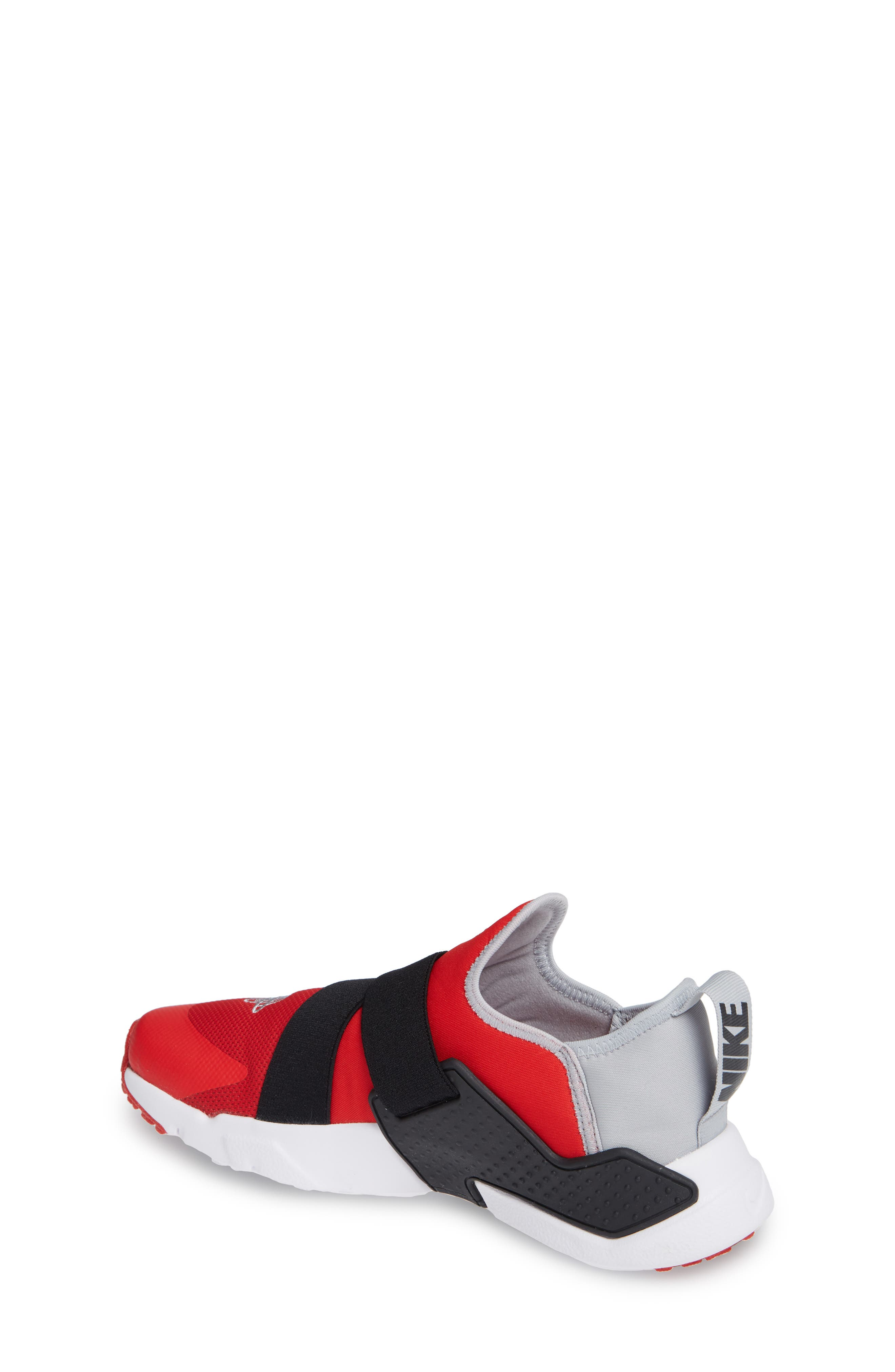 Huarache Extreme Sneaker,                             Alternate thumbnail 2, color,                             RED/ GREY/ BLACK/ WHITE